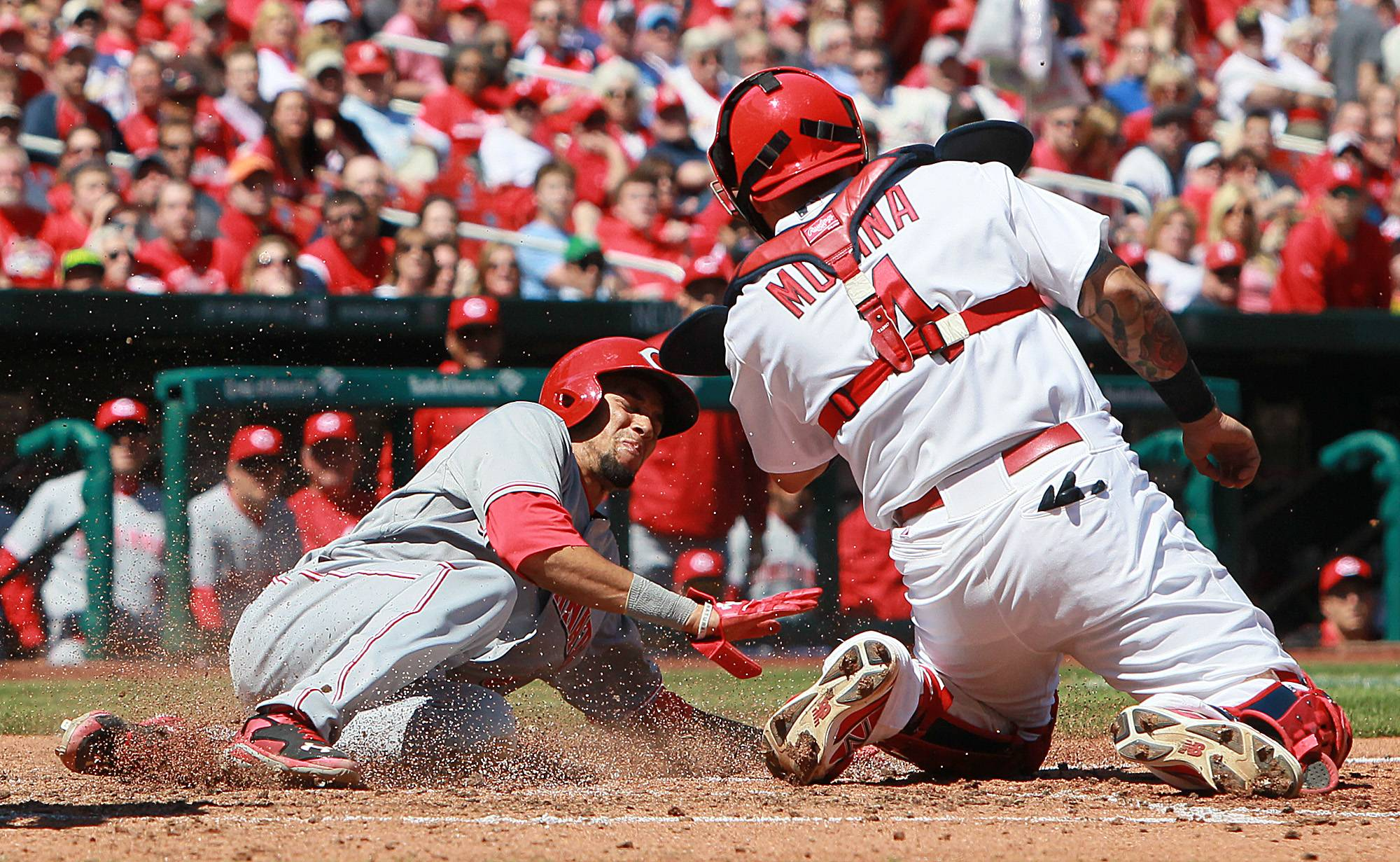 The speed of the Cincinnati Reds' Billy Hamilton has Matt Spiegel suggesting it's time for some new metrics to show the true value of Hamilton's base-stealing success.
