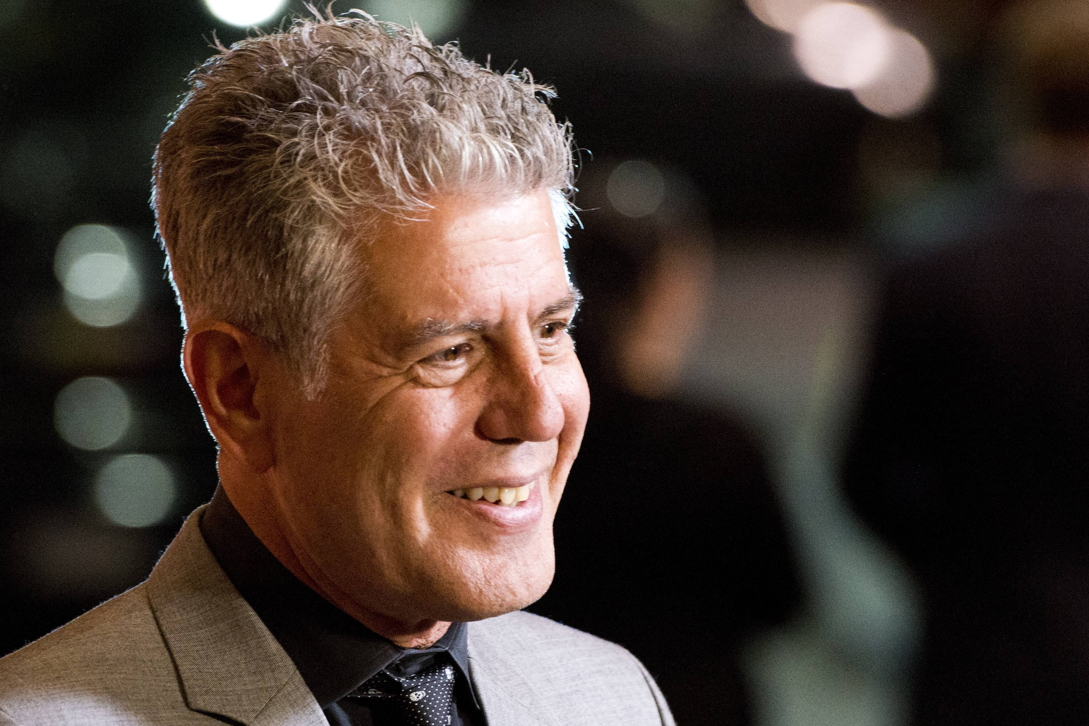 "Anthony Bourdain's ""Parts Unknown"" series, a culinary travelogue, swiftly became CNN's top-rated series since debuting last April. A new eight-episode season begins at 8 p.m. Sunday."