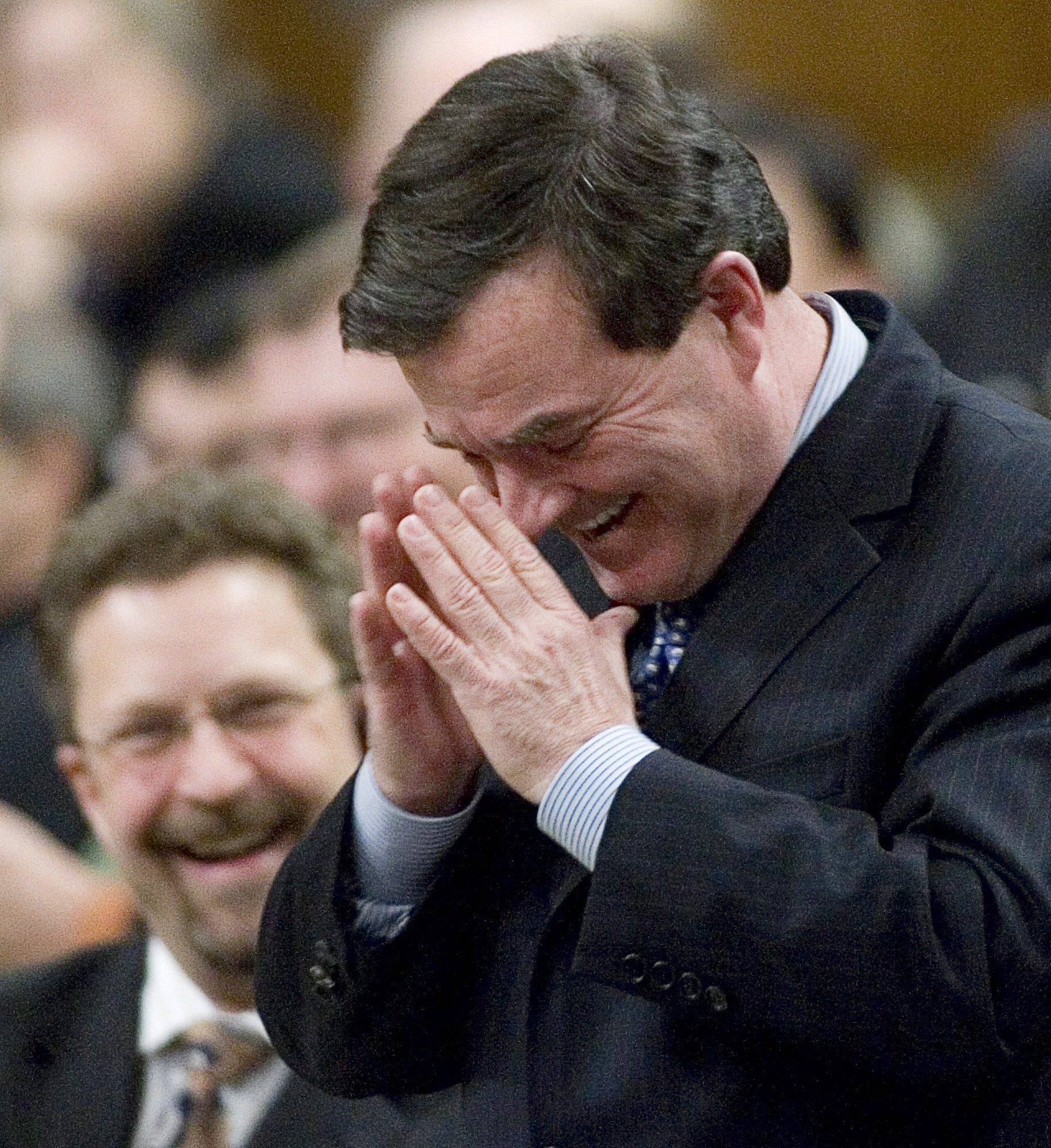 Finance Minister Jim Flaherty.
