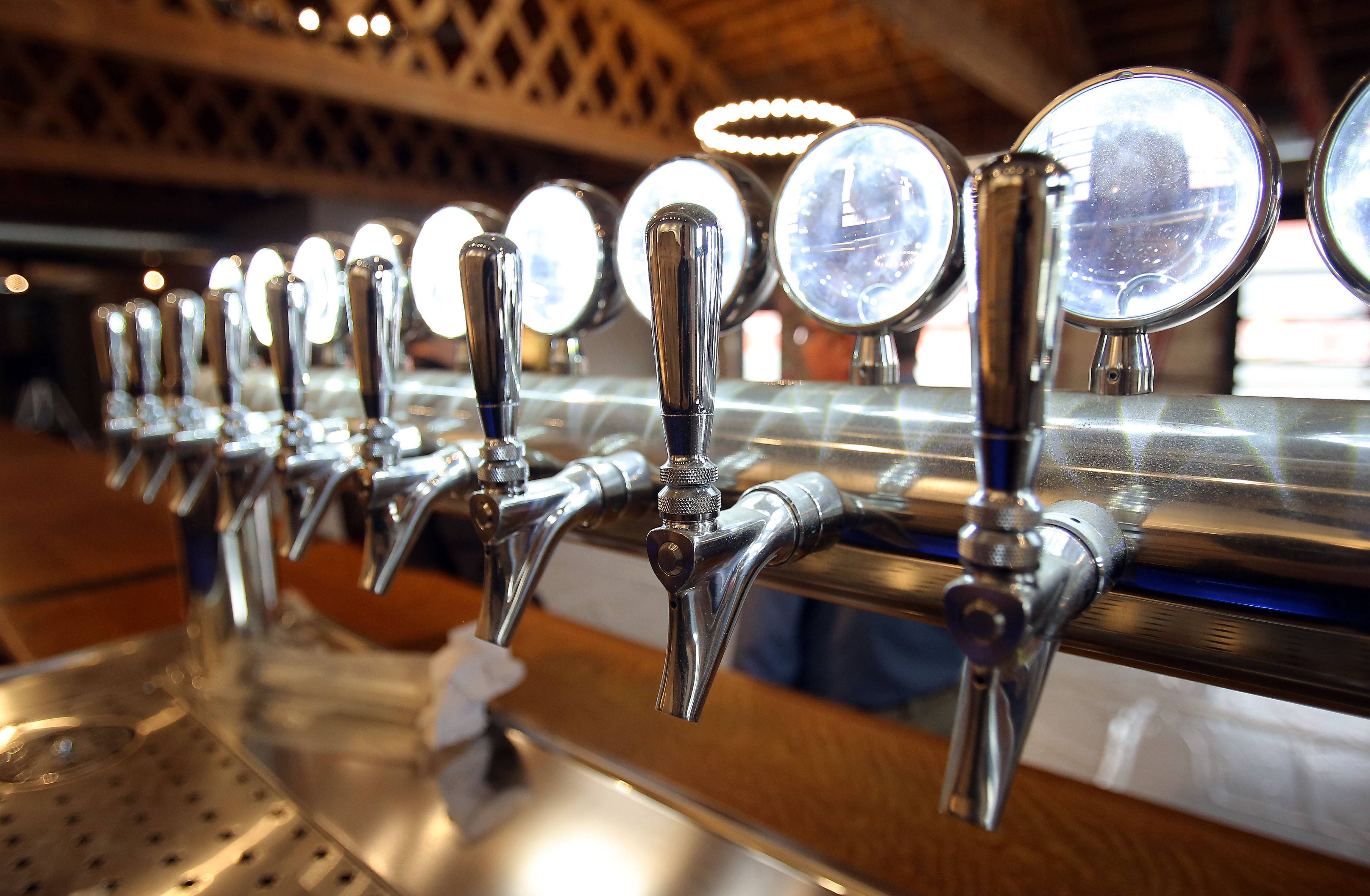The new Mickey Finn's location in Libertyville will feature up to 14 tap beers brewed on site.
