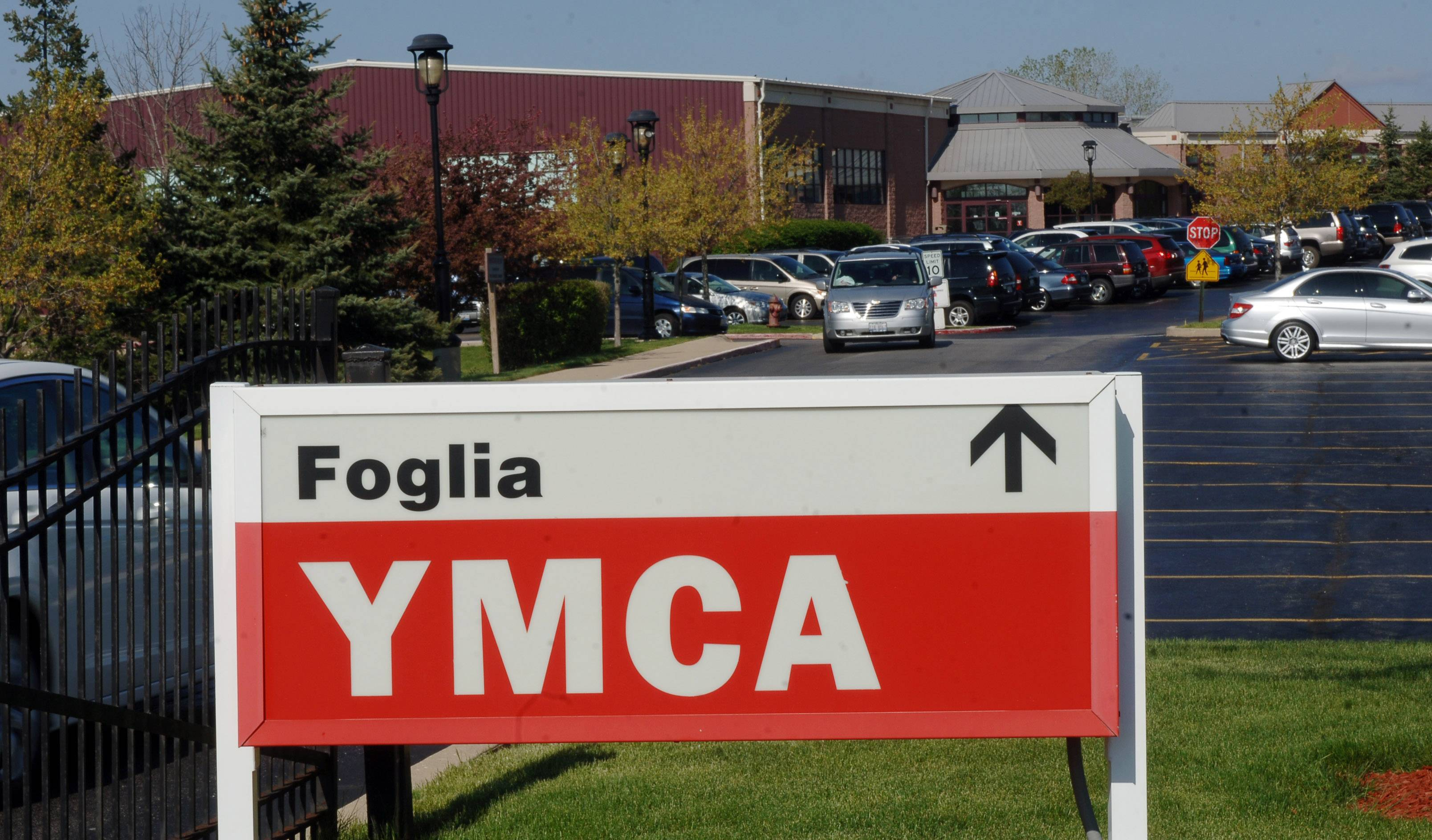 Foglia YMCA on Old McHenry Road in Lake Zurich will receive a gymnasium addition covering 8,940 square feet.