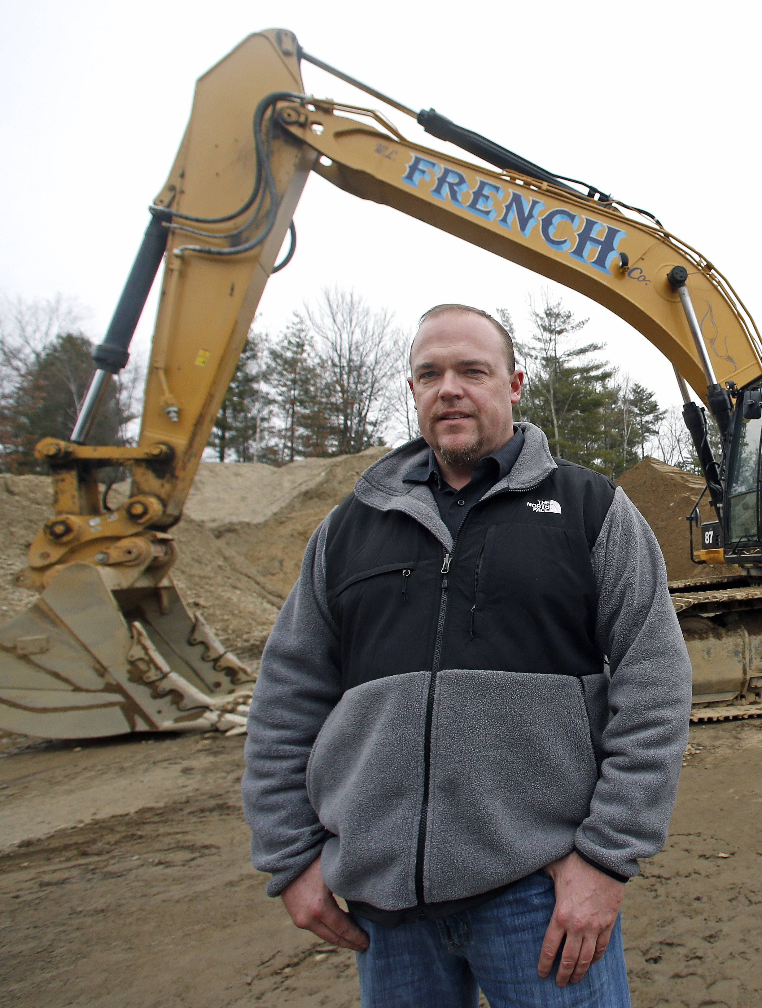 Bill French Jr., owner of W.L. French Excavating Corporation, bought equipment with small business tax breaks before they expired at the end of last year. He spent $2 million on equipment, and estimates the deductions saved him $1.1 million. French has put more purchases on hold, hoping the Senate Finance Committee will vote to revive the tax breaks.