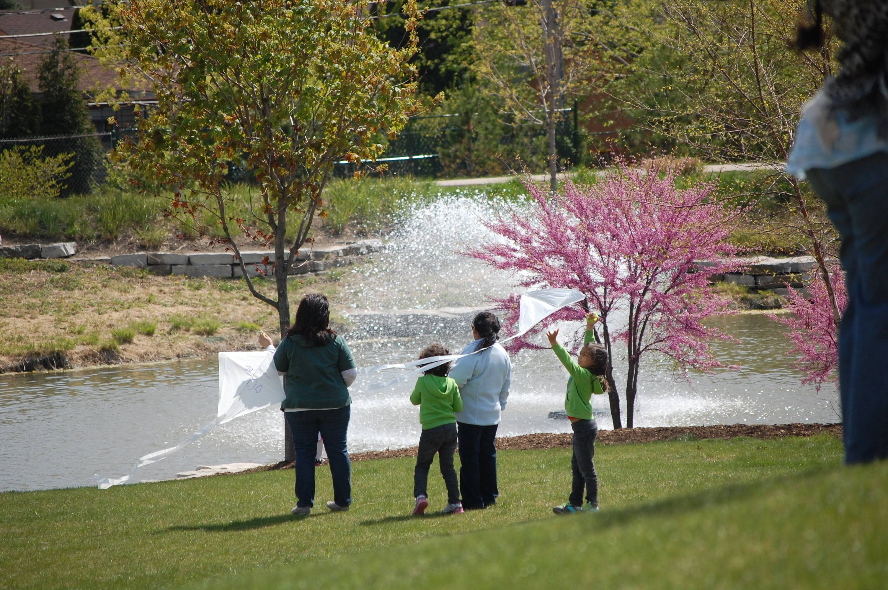 Celebrate Mother Nature with the Hoffman Estates Park District's Earth Day Celebration.