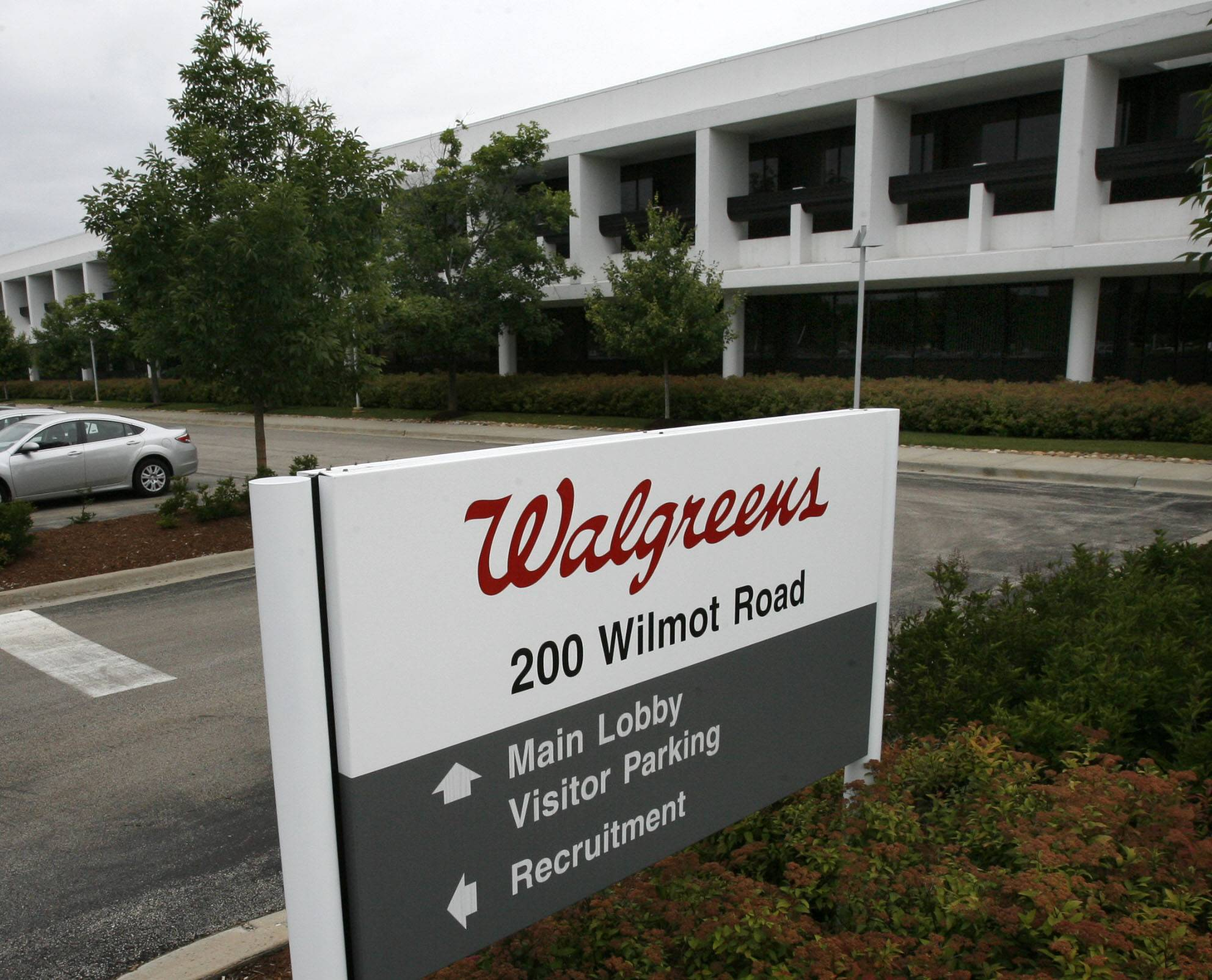 Walgreen Co. is under pressure from some investors to move its headquarters to Europe from Deerfield.