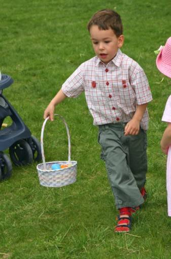 Youngsters can search for 10,000 eggs, with 300 prizes, at the 17th Annual Easter Egg Hunt on Saturday, April 19, at the  Lake County Fairgrounds in Grayslake.