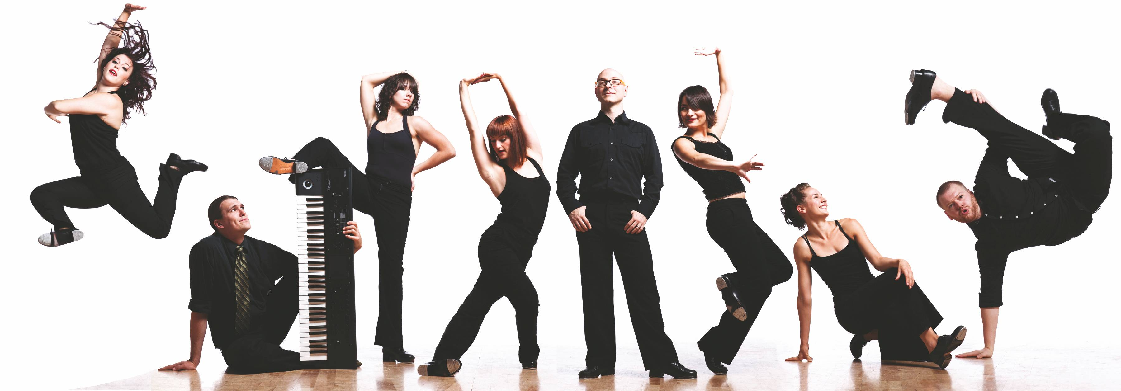 Chicago Tap Theatre tells original stories using diverse music, from Chet Baker to David Bowie. The troupe performs at College of Lake County's Lumber Center for the Performing Arts in Grayslake at 7:30 p.m. Friday, April 18.
