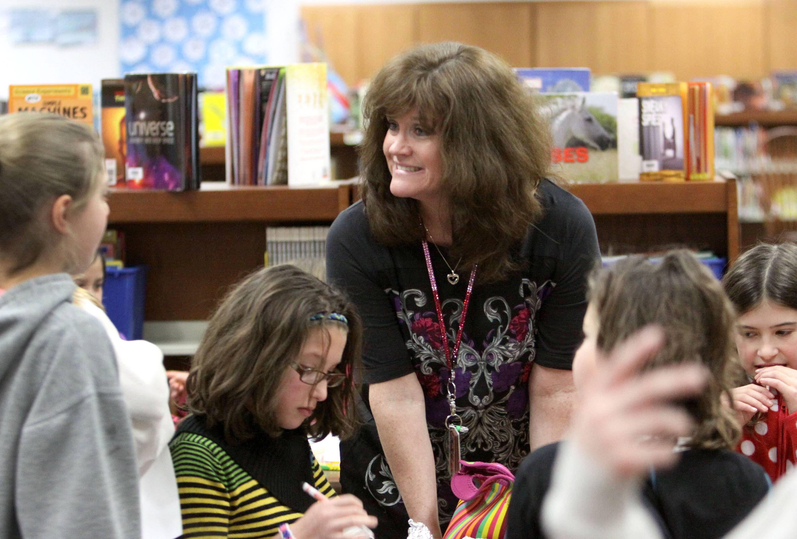 The principal at Naperville's Prairie Elementary School says she began getting calls and notes from parents in January hoping their fourth-graders will be assigned to Jeni Rogers' fifth-grade class next fall.