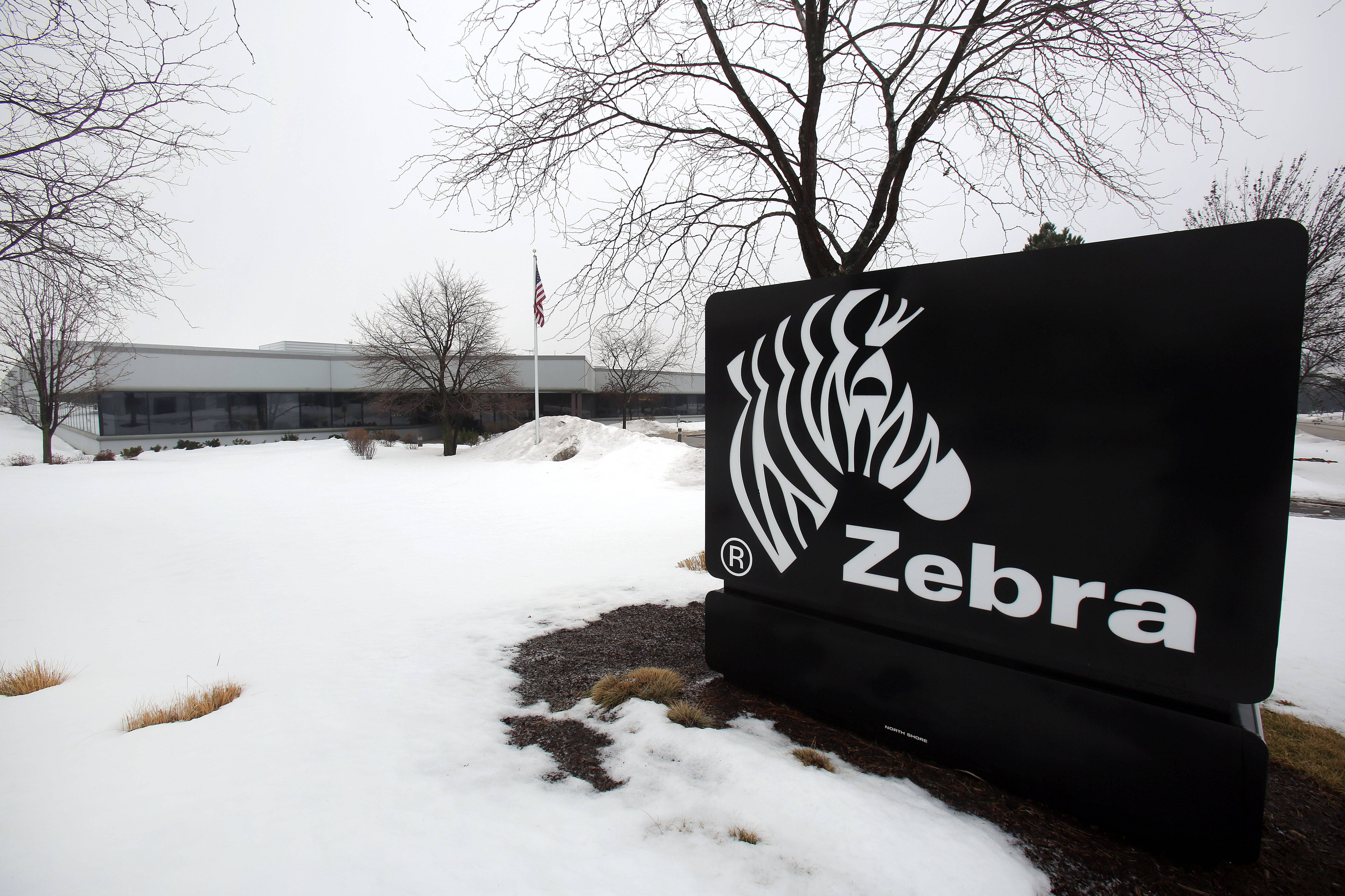 Motorola Solutions shrinks, while Zebra grows