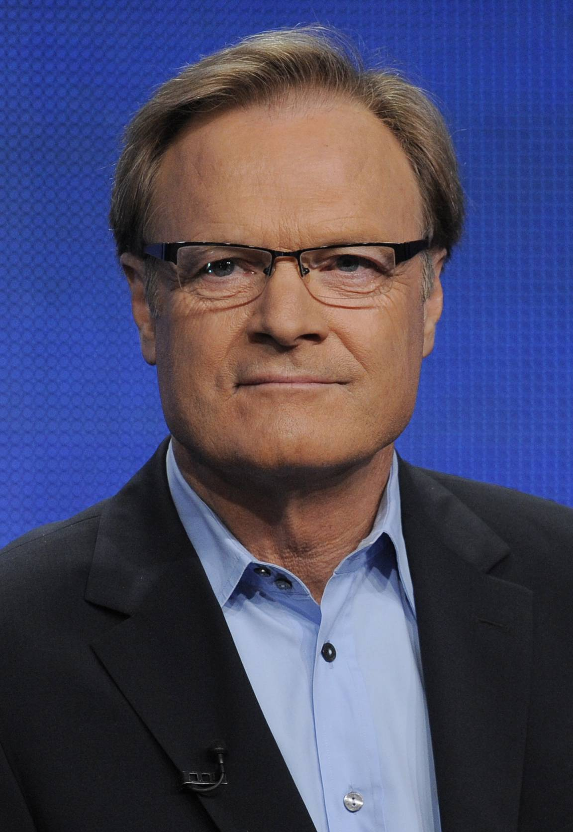"Lawrence O'Donnell, host of ""The Last Word"" on MSNBC, was injured with his brother Michael in a taxi accident on Saturday while vacationing out of the country."
