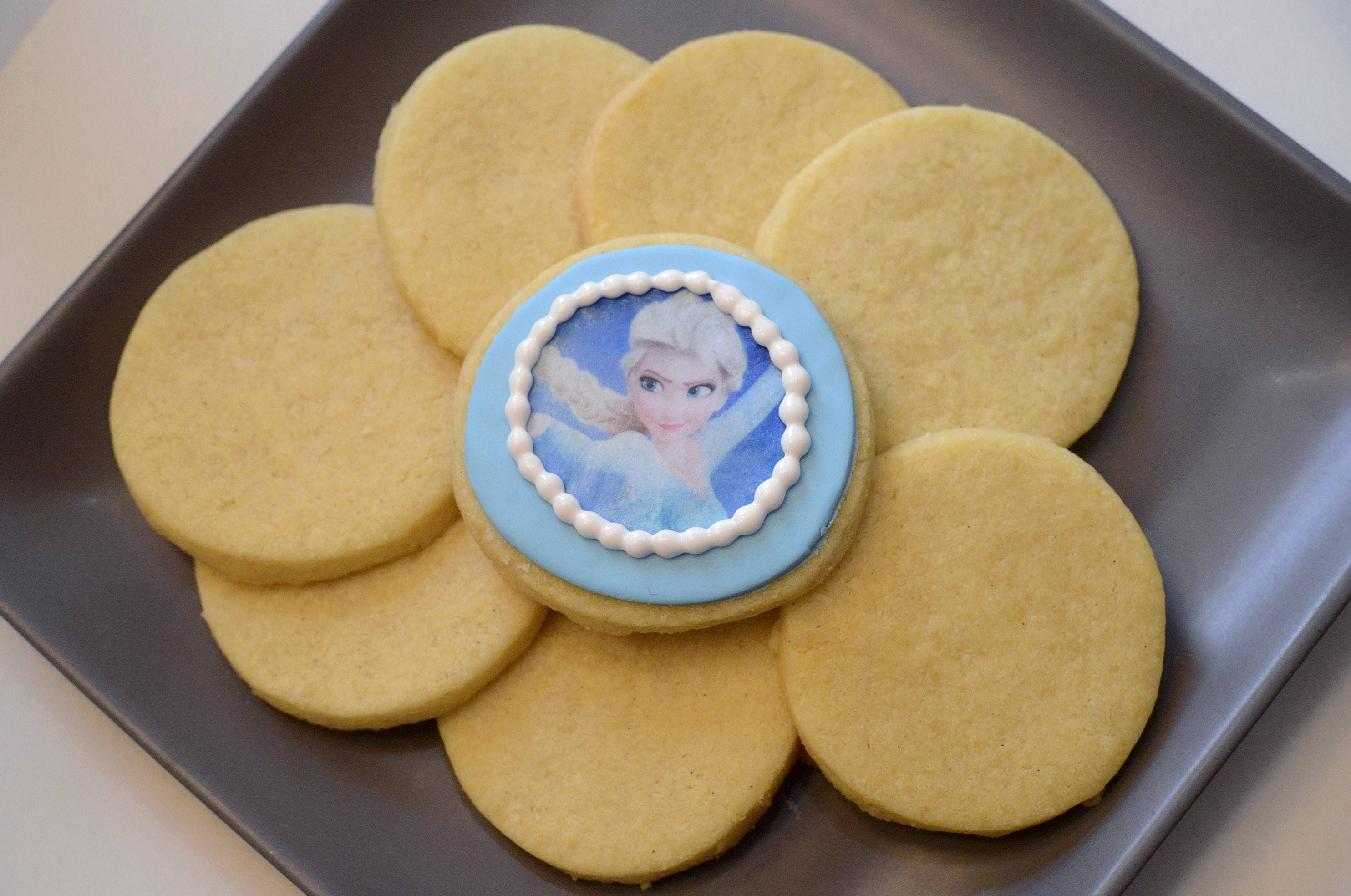 Christina Hernandez of Elgin sells decorated butter cookies through her FanCThatEvents cookie shop on Etsy.com.