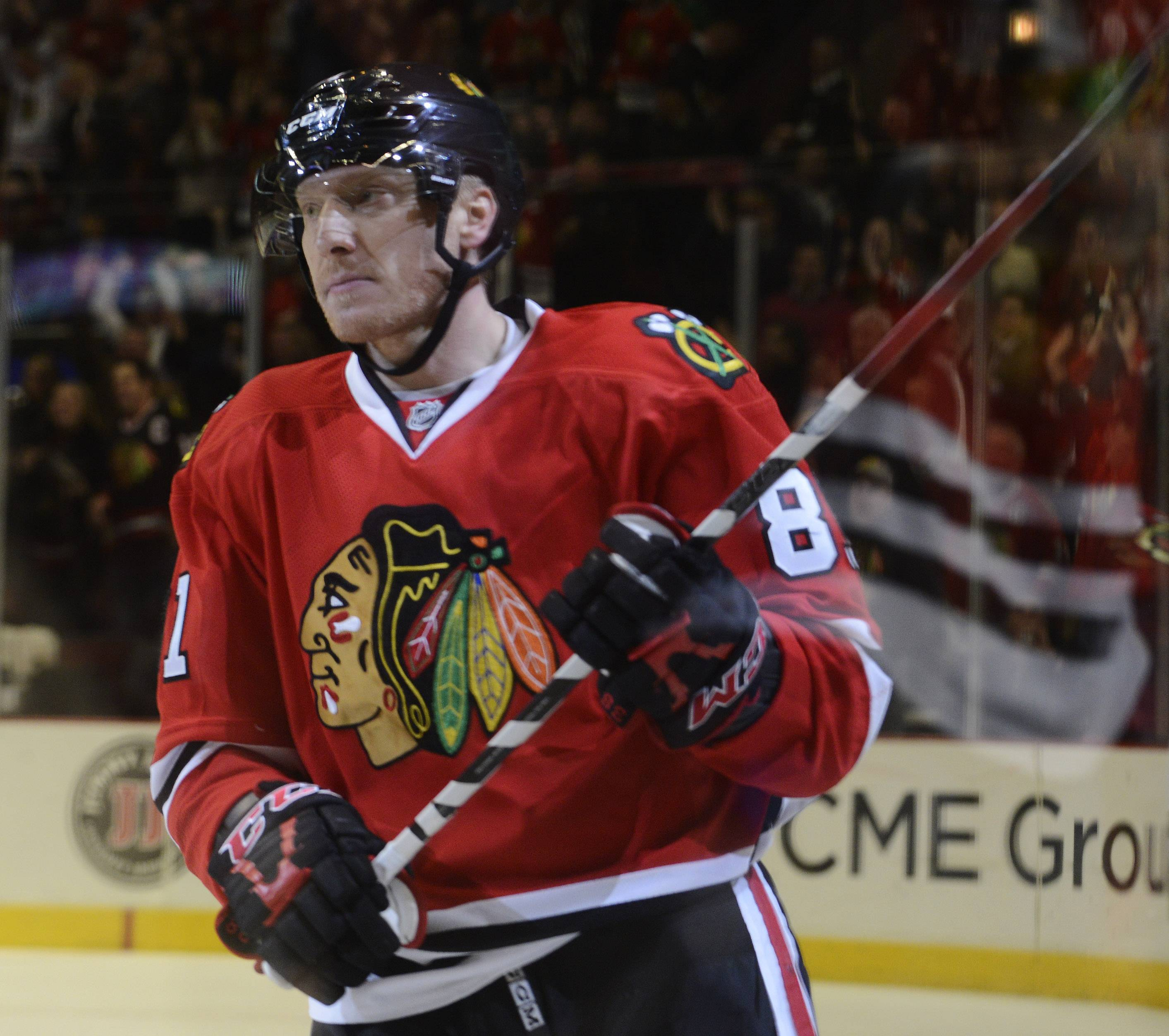 Marian Hossa does things on the ice that still amaze even those who see him every day, his Blackhawks teammates and coaches say.