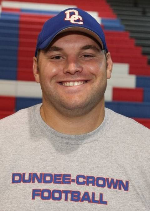 Dundee-Crown names Steinhaus new football coach