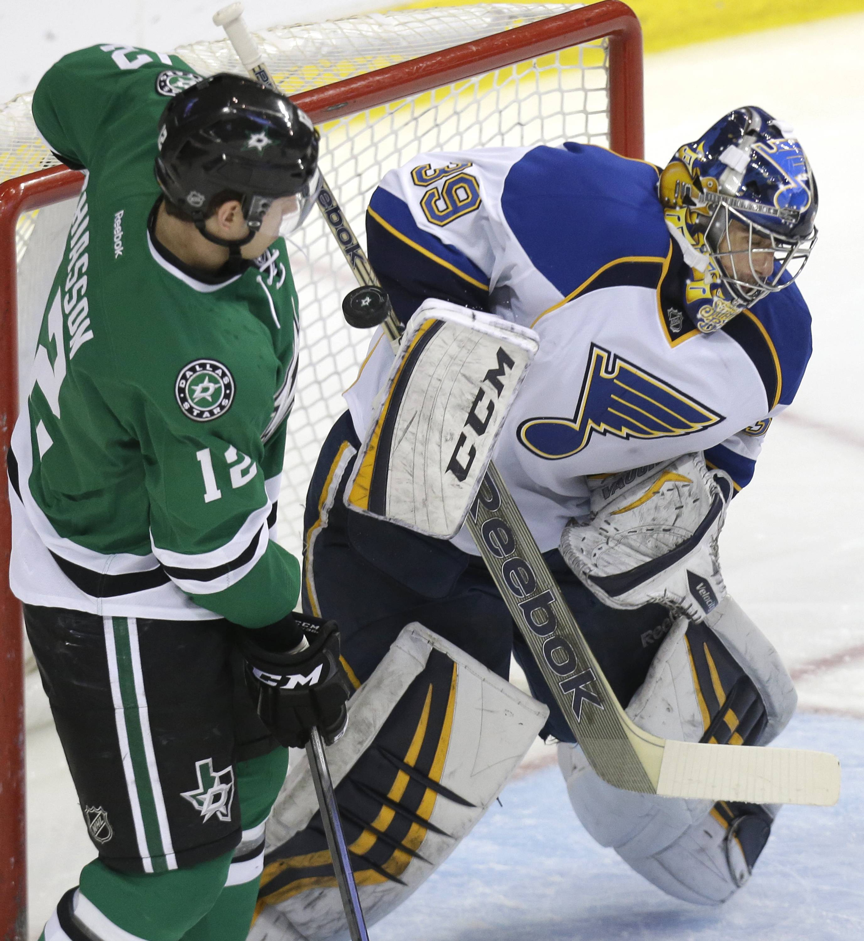 If Blues goalie Ryan Miller isn't brilliant, St. Louis will have a hard time scoring enough to match the Blackhawks' offense.