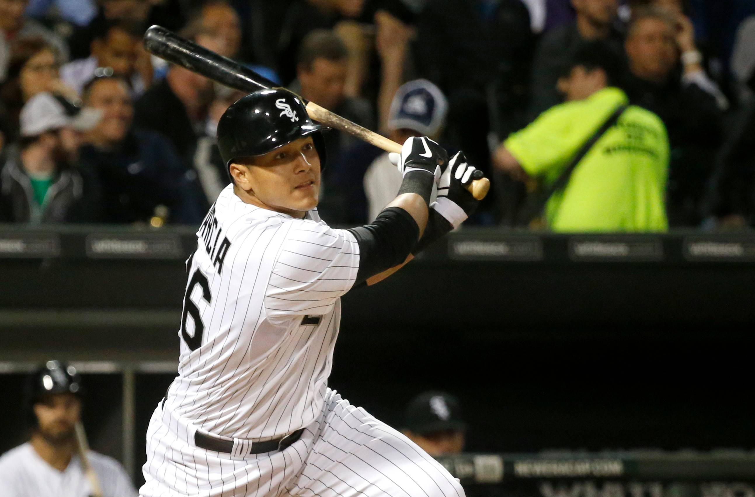 With surgery on his left shoulder complete, White Sox outfielder Avisail Garcia now faces six-months of rehab in order to be ready for the start of the 2015 spring training.
