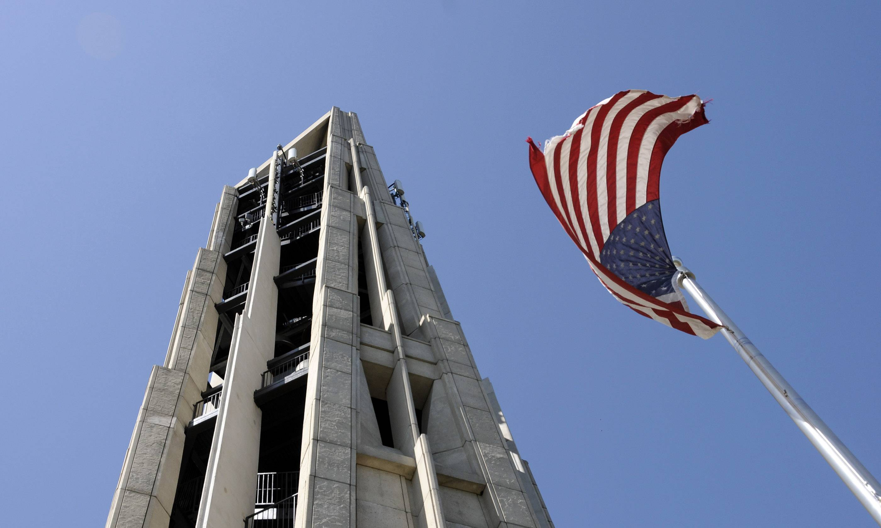 The Millennium Carillon in Moser Tower and the Visitor Center will open for the 2014 season Saturday, May 3, along Naperville's downtown Riverwalk.