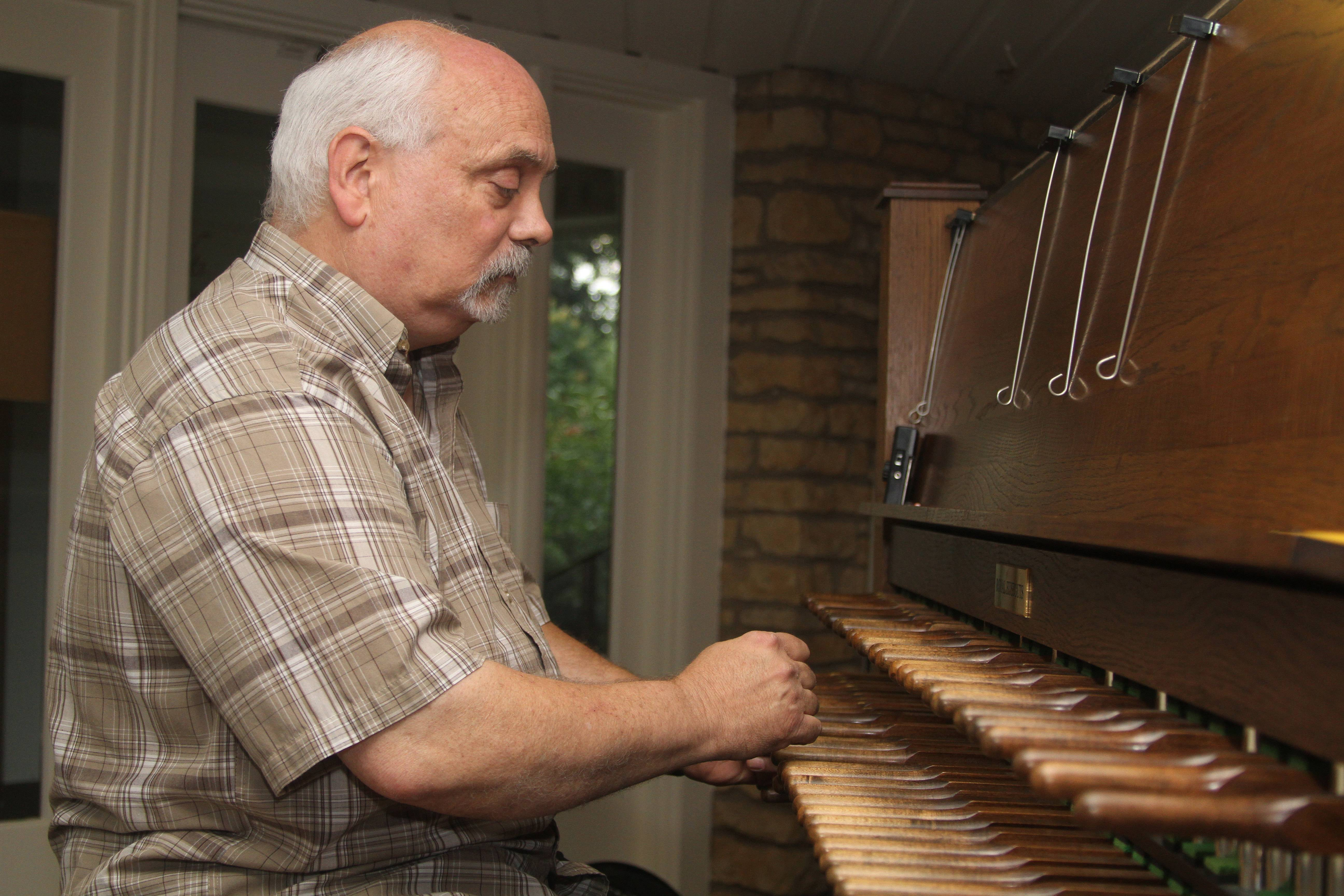 Tim Sleep, Naperville's city carillonneur, will be one of the featured performers this year as part of the summer recital series.