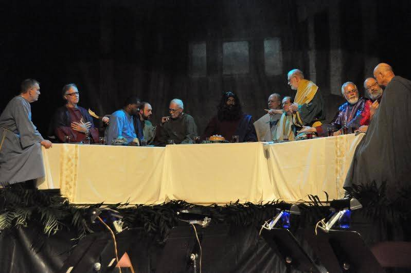 "The second annual ""Living Last Supper"" will be staged at 7 p.m. April 17 and 18 at Wesley United Methodist Church, 14 N. May St., Aurora. Admission is free, but tickets are required."