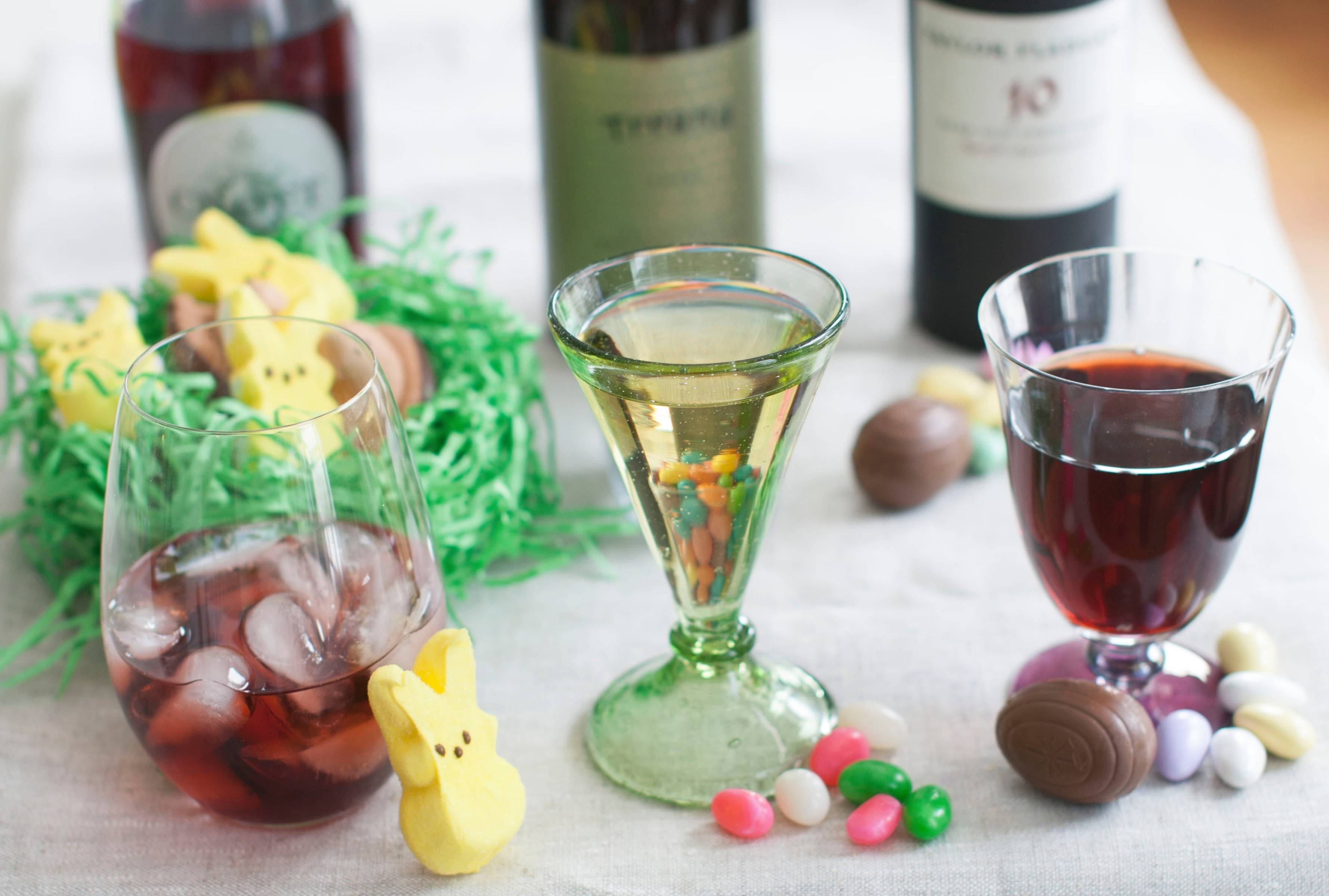 Adults can enjoy Easter treats in the form of these fun drinks.
