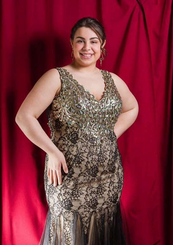 Prom Dress Shopping Can Be Perilous For Plus Size Girls