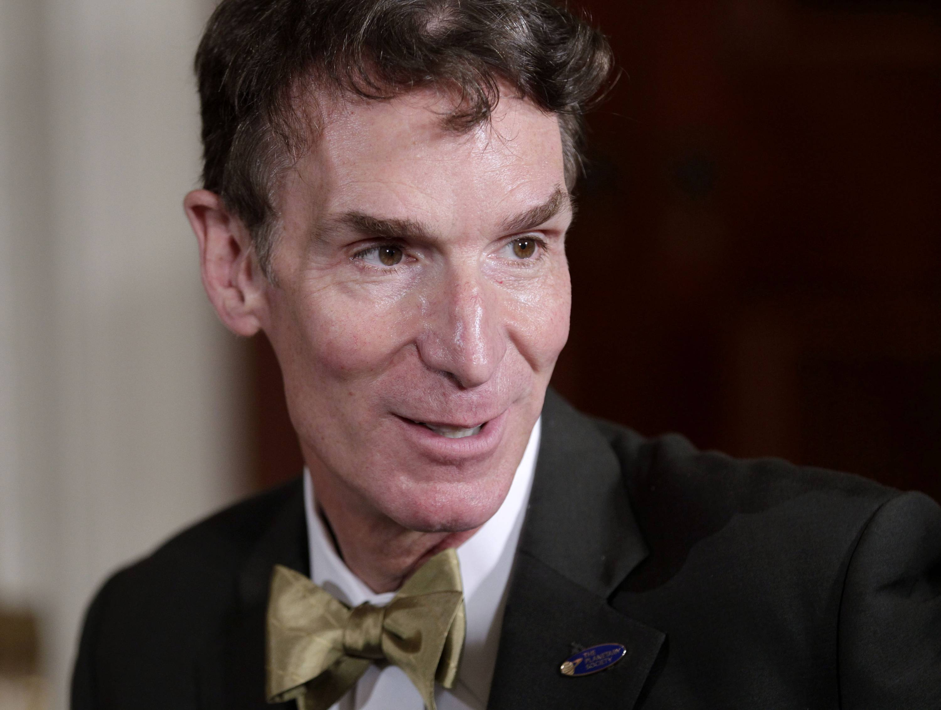 "Bill Nye, host of the Emmy-winning 1990s television show ""Bill Nye the Science Guy,"" said he underestimated the impact of a February 2014 debate in Kentucky on evolution and creationism that drew a massive online audience."