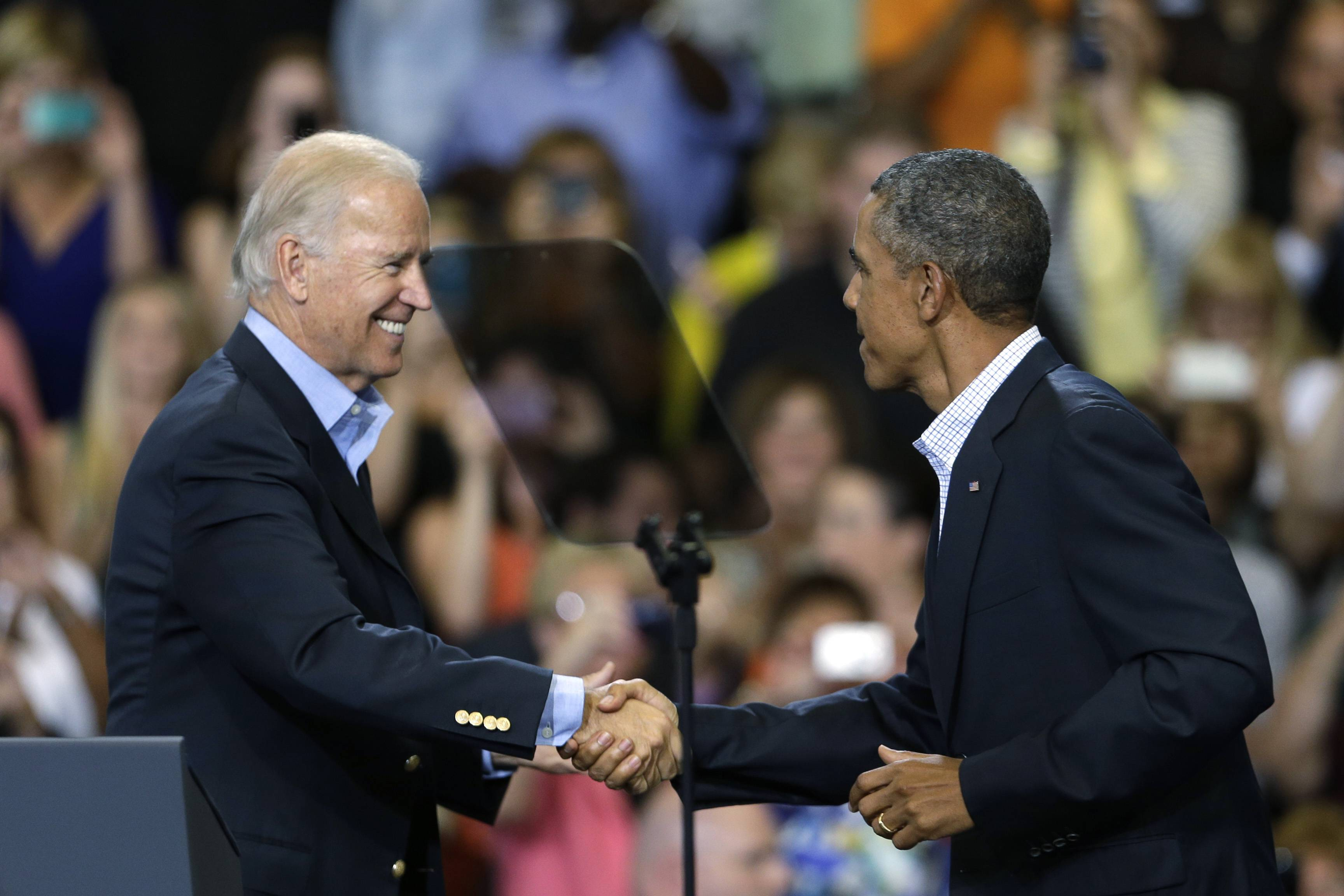 "Western Pennsylvania is getting a ""two-fer"" when President Barack Obama visits and brings his vice president, Scranton-born Joe Biden. Obama and Biden are heading to a community college in Oakdale on Wednesday to talk about matching skills-training to jobs that are in demand."