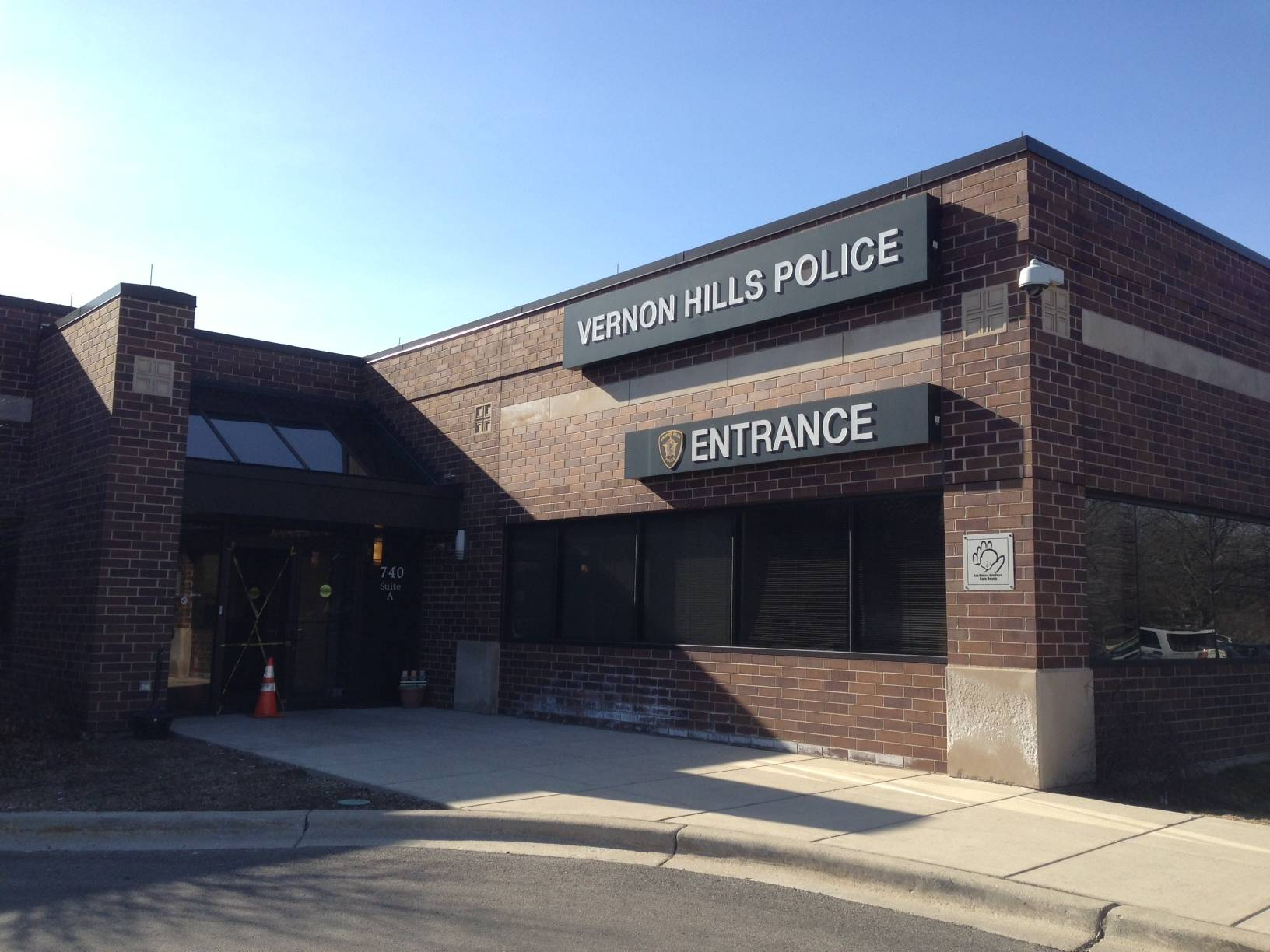 Vernon Hills trustees take next step in proposed $3.5 million police station remodel