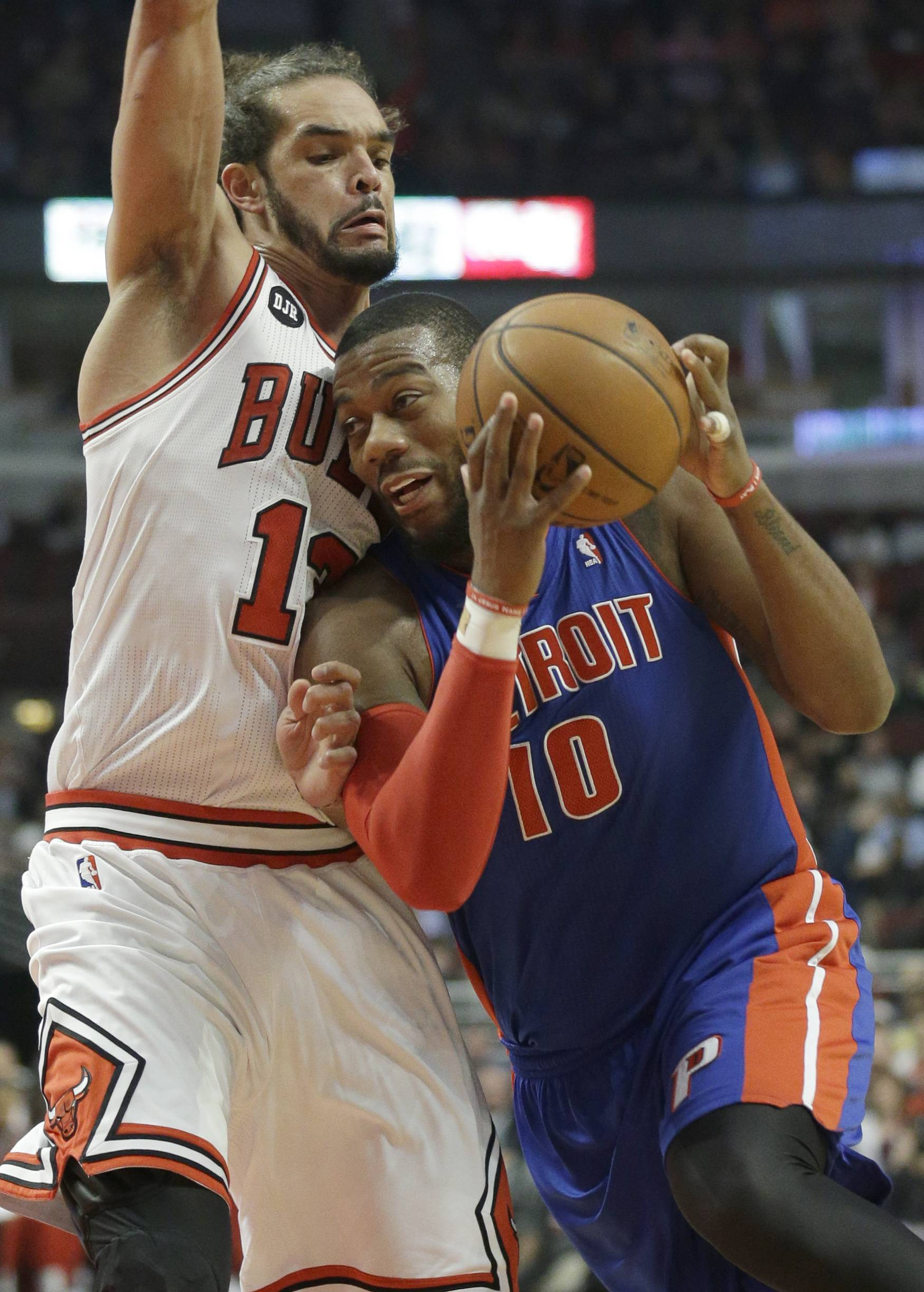 The work ethic of center Joakim Noah and the rest of the Bulls could carry them deep into the playoffs.