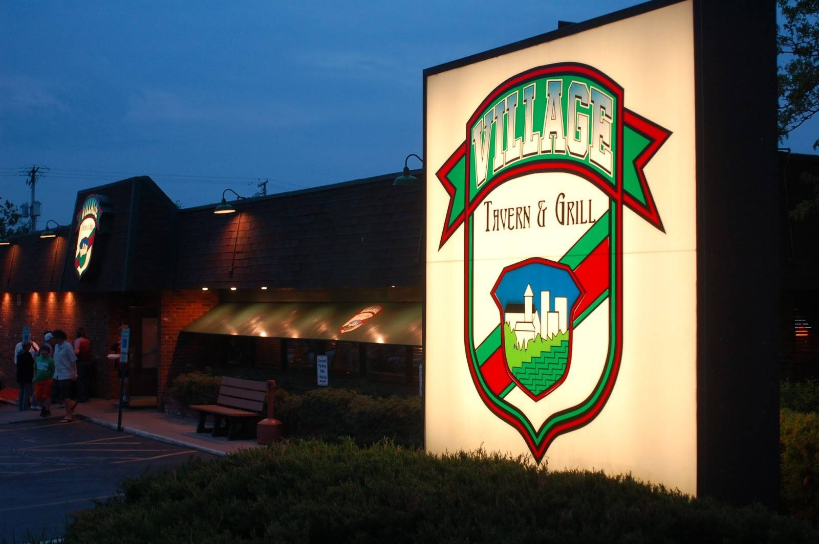 The Village Tavern & Grill in Schaumburg.