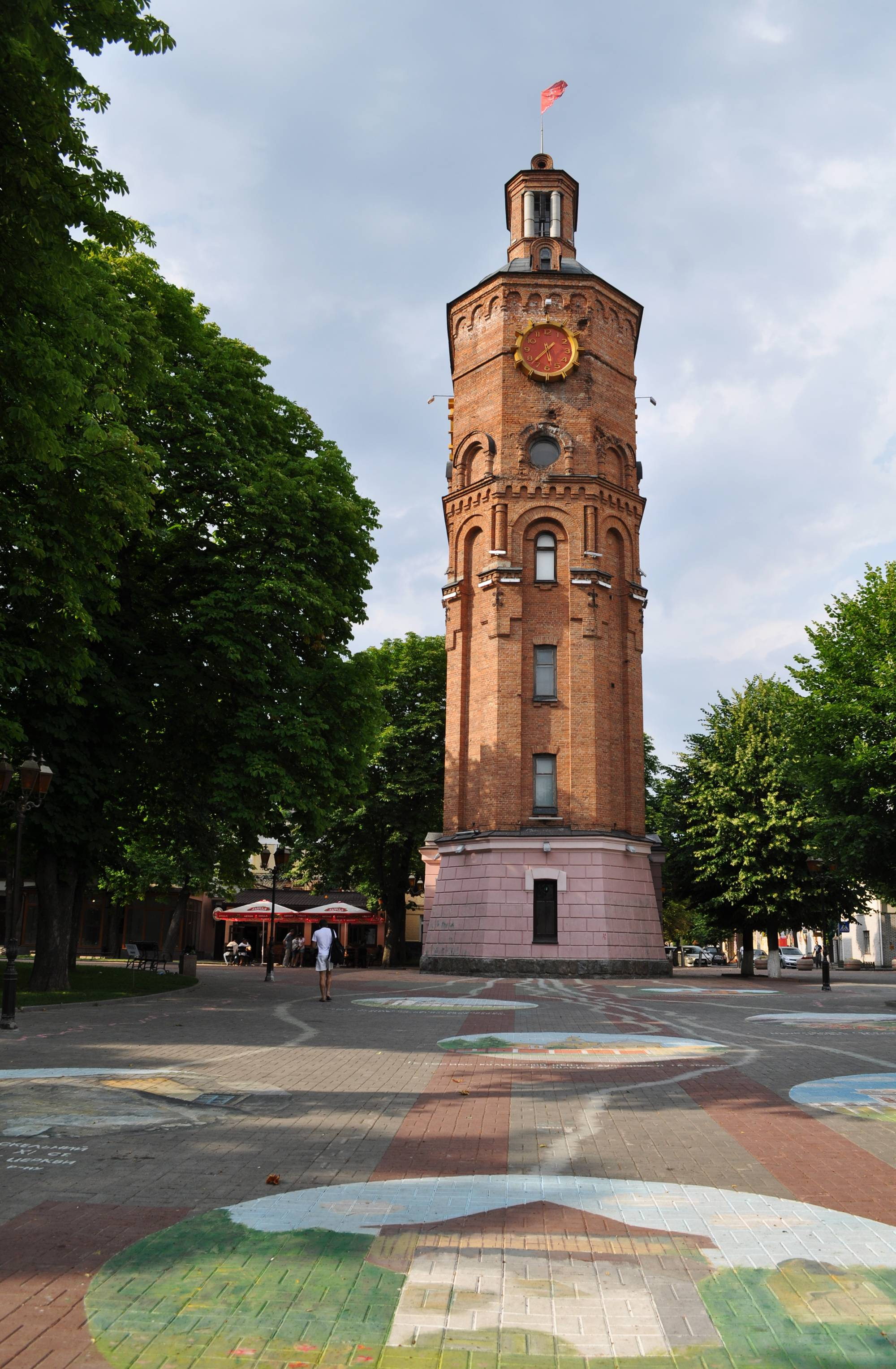 Built in 1911 and designed by city architect Grygoriy Artynov, the Vinnytsia Fire Tower is a symbol of the city. Mike Dixon of St. Charles spent nearly three years in the city as a Peace Corps volunteer.