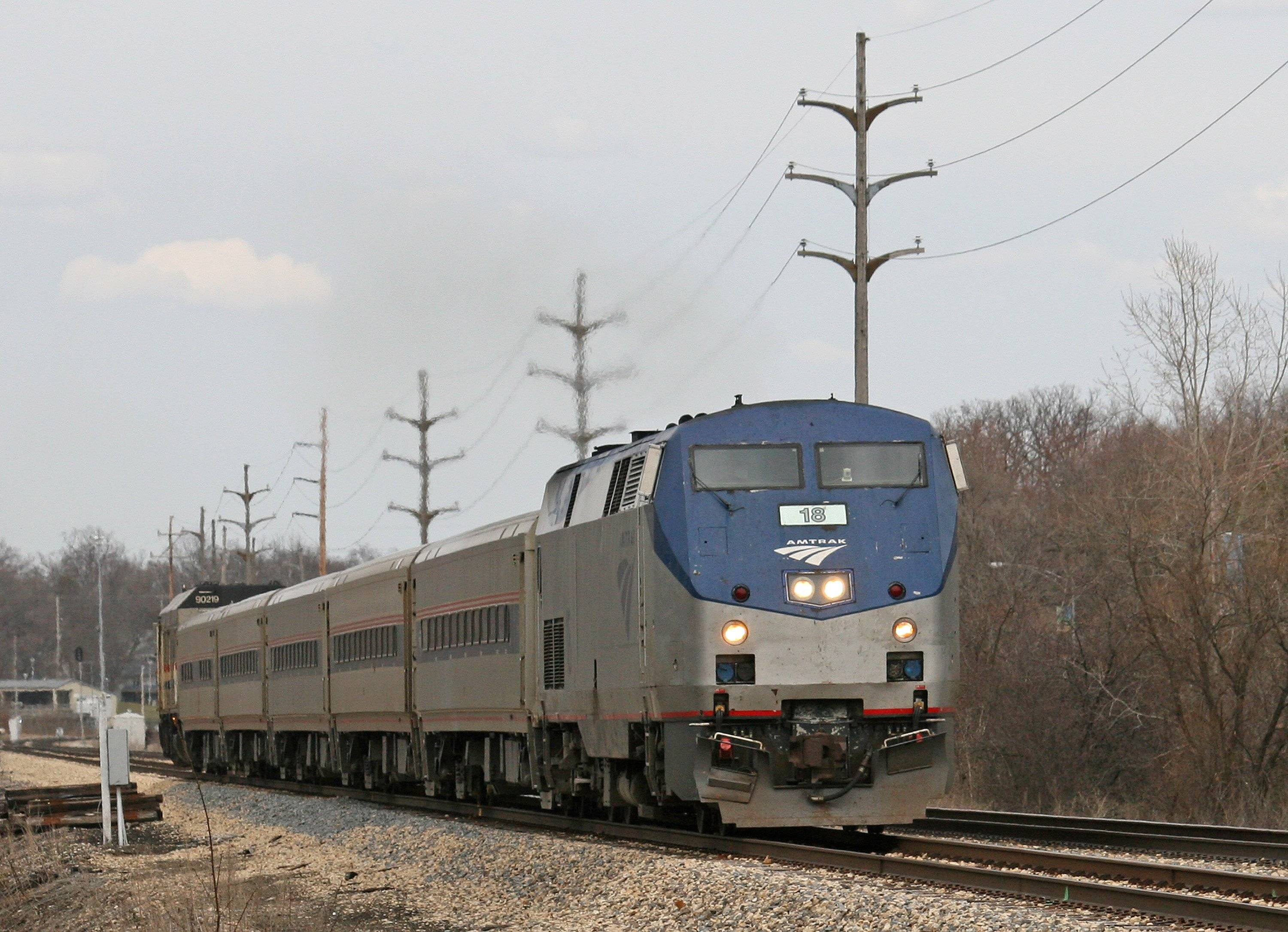 Associated Press Gov. Pat Quinn announced last week the development of Amtrak service from Chicago to Rockford. The route will include stops in Huntley and Elgin.
