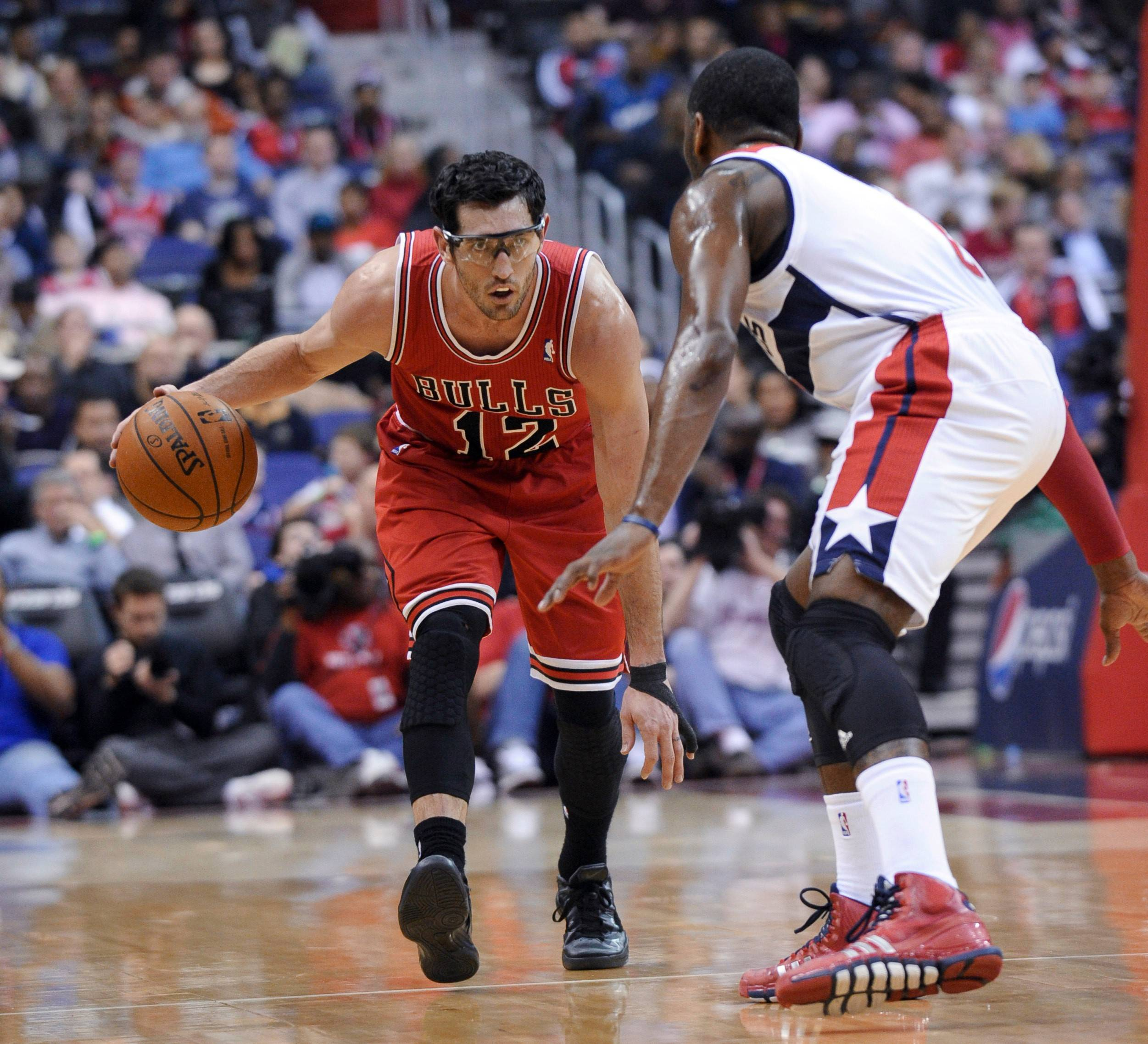 Bulls guard must shut down Wizards' Wall