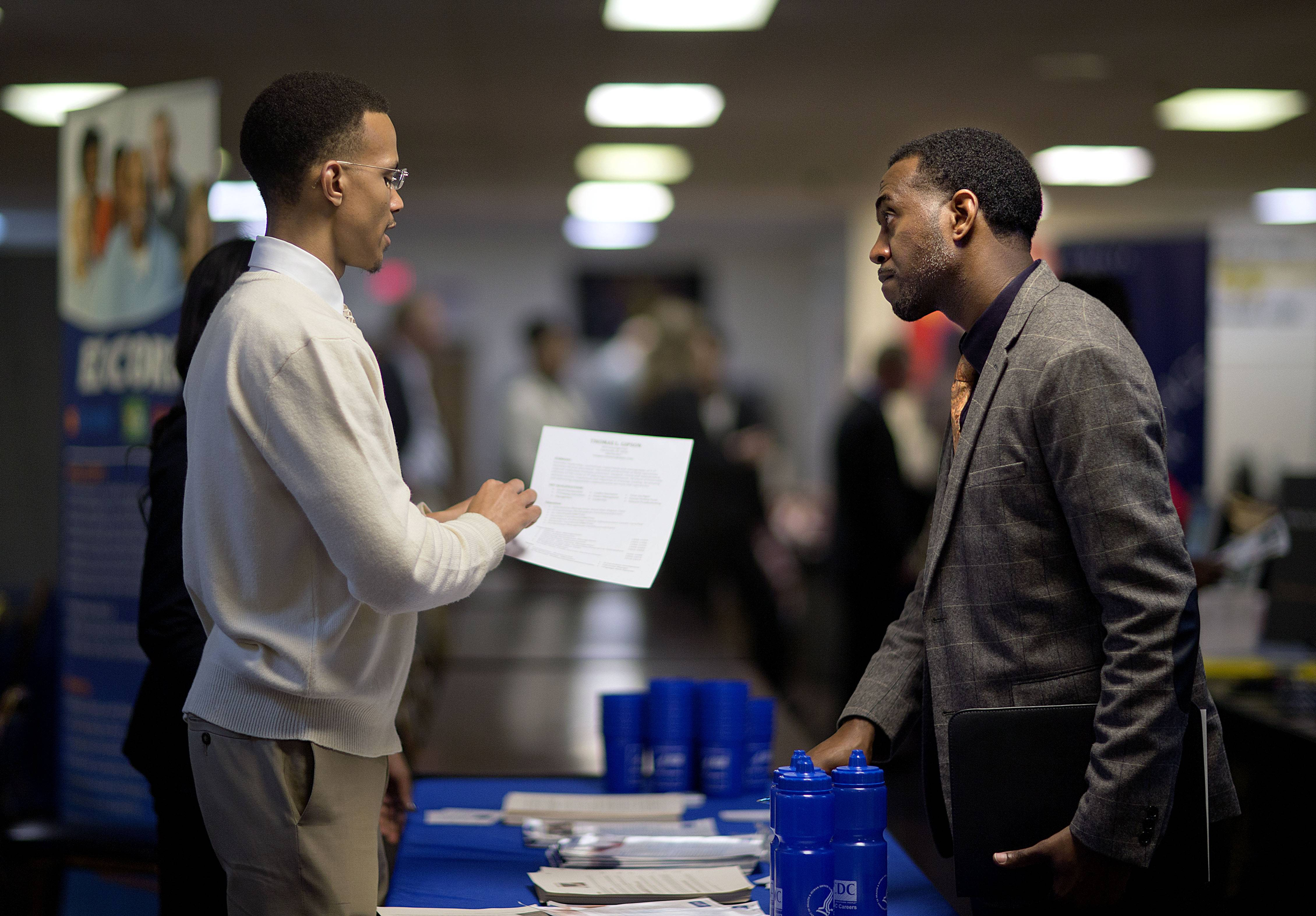 More than two-thirds of the states reported job gains in March, as hiring has improved for much of the country during what has been a sluggish but sustained 4 1/2-year recovery.