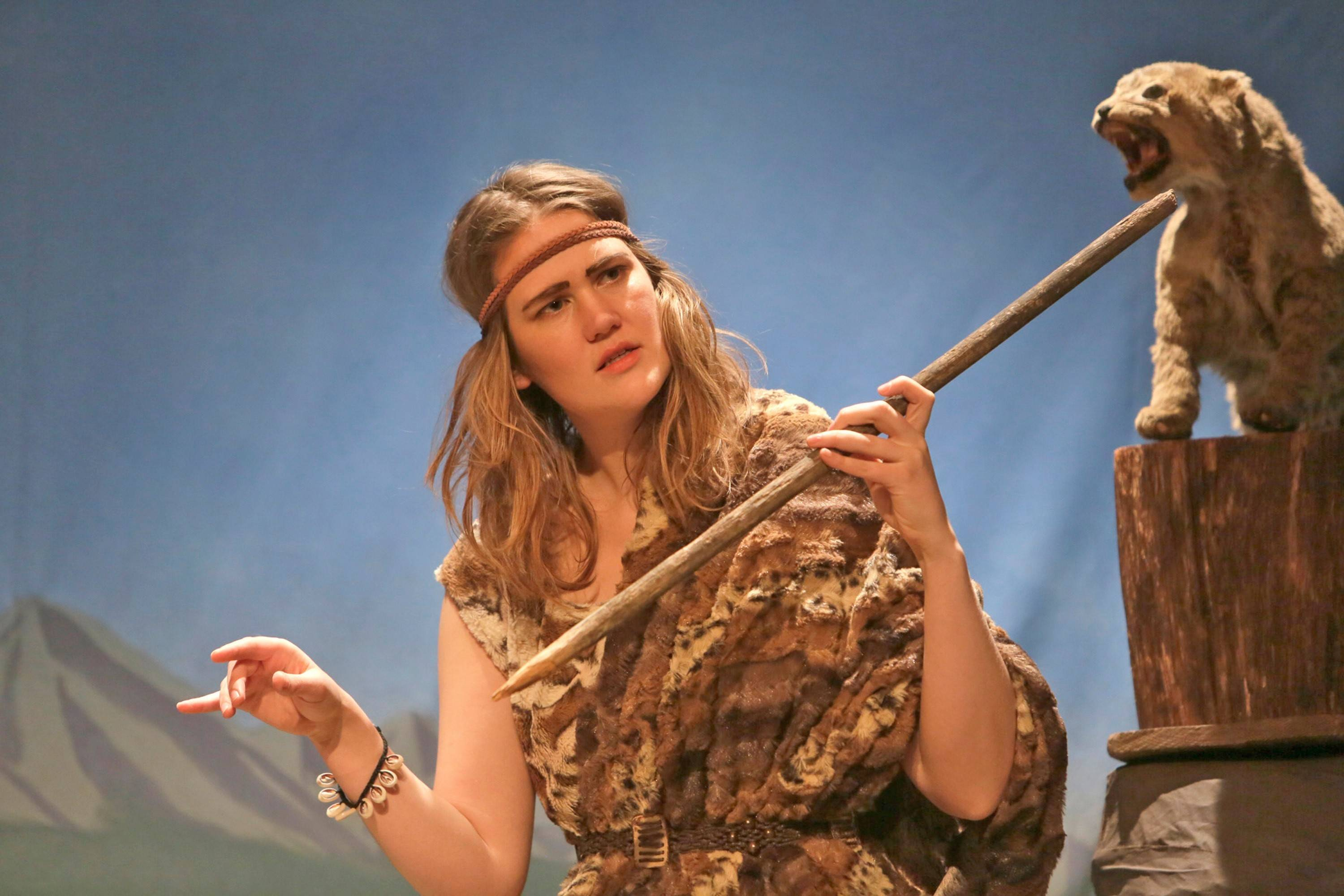 "Chicago's Theater Wit has extended its production of ""Seven Homeless Mammoths Wander New England"" through May 17."