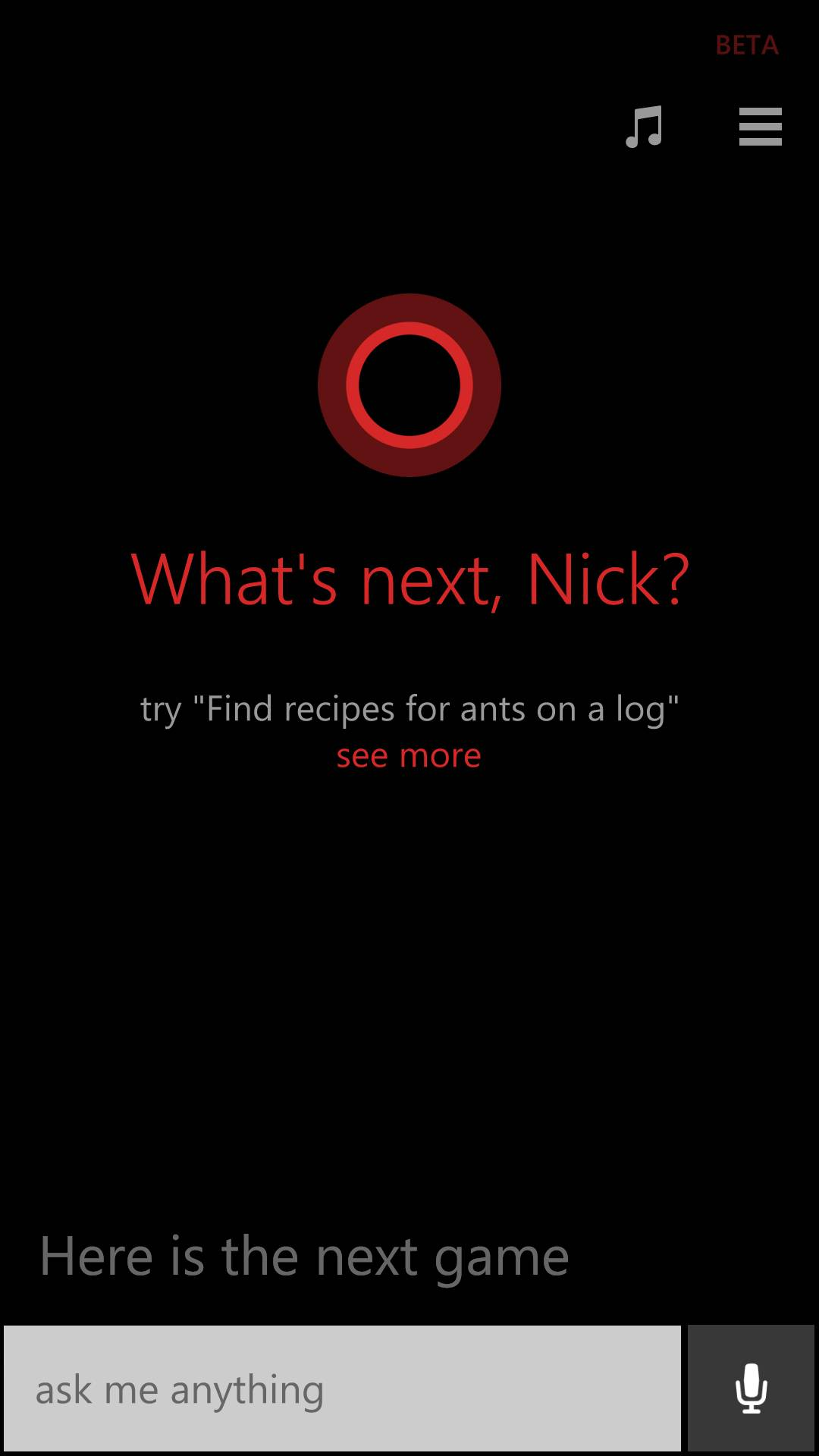 "With Cortana, Windows catches up with Apple's iOS and Google's Android in a major way. Microsoft takes some of the best parts of Apple's and Google's virtual assistants and adds a few useful tools of its own. The result is Cortana, named after an artificial-intelligence character in Microsoft's ""Halo"" video games."