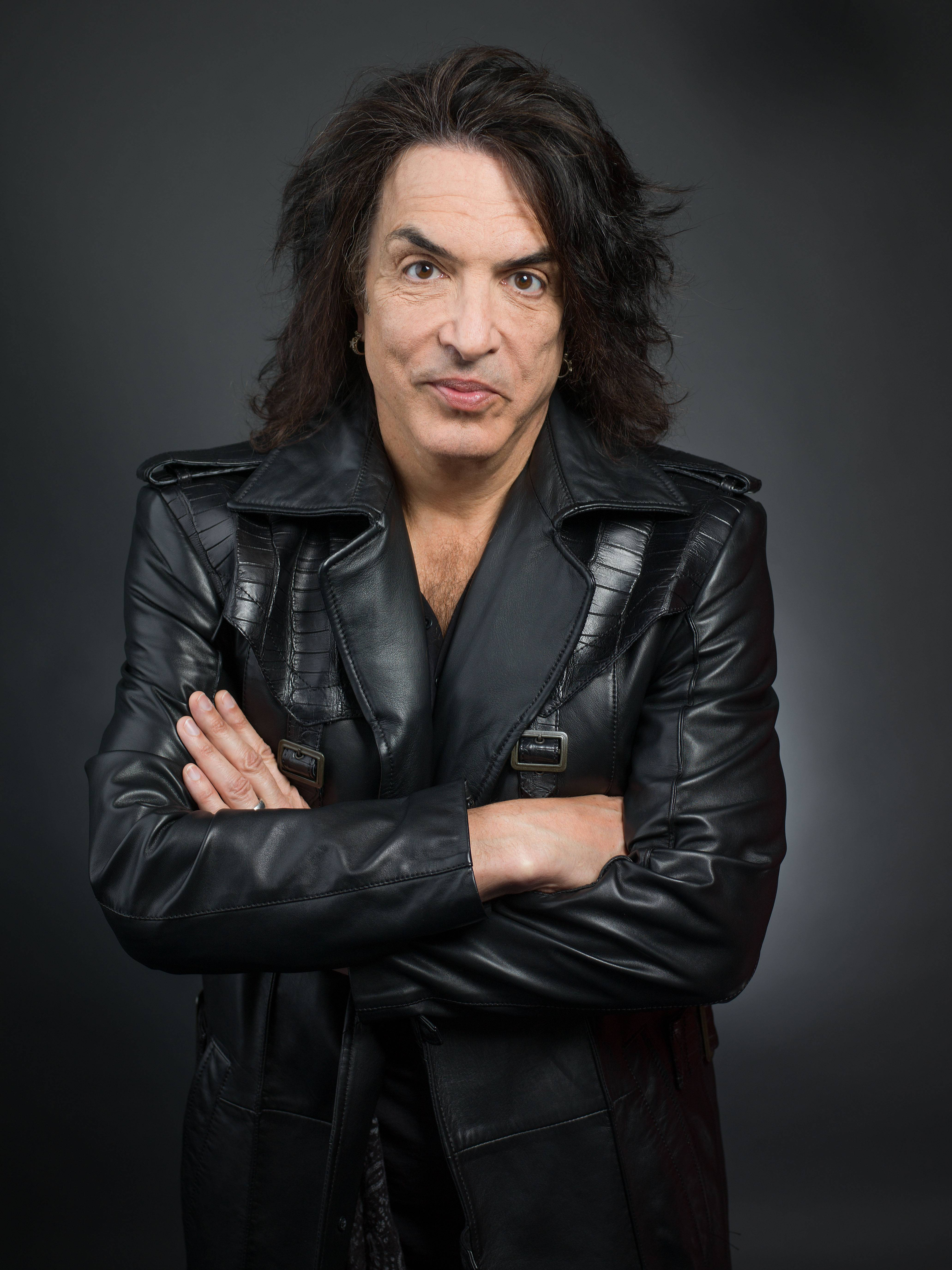 "Guitarist and frontman for the band Kiss, Paul Stanley, found a new onstage calling -- ""Phantom of the Opera."""