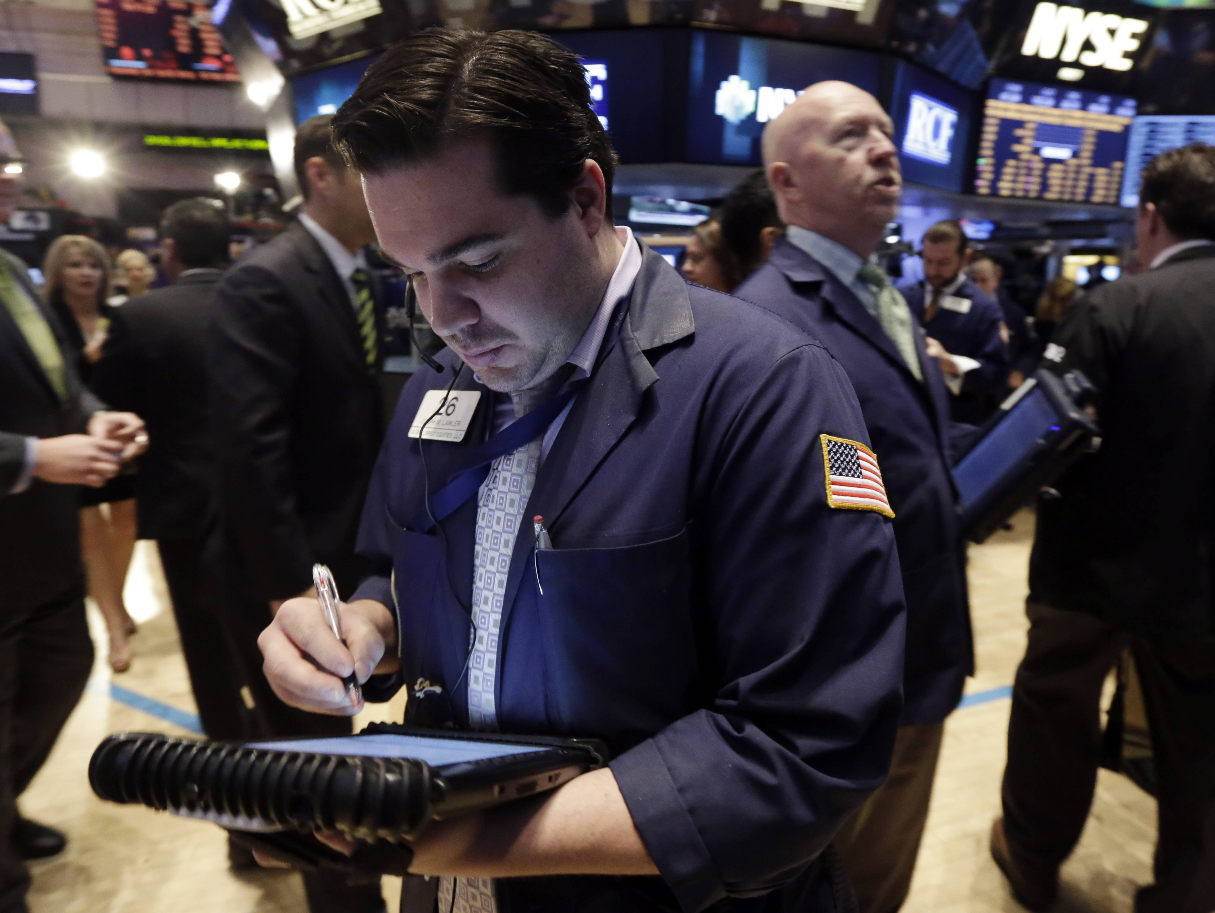 Stocks rose a fifth day Monday, with the Standard & Poor's 500 Index capping its longest streak since October, amid signs of improving corporate earnings.