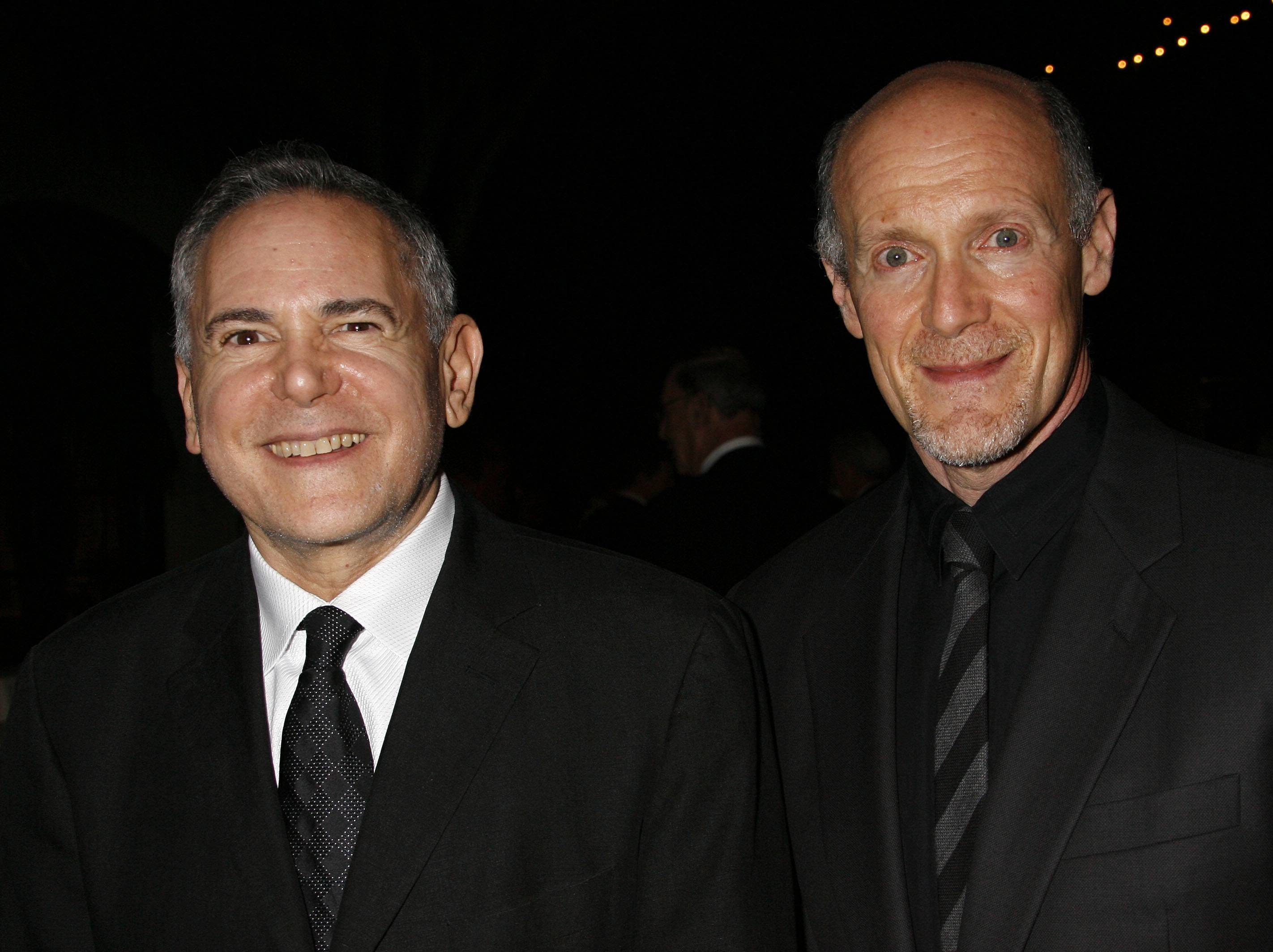 Craig Zadan, left, and Neil Meron, the producers behind the last two Oscar telecasts, are coming back for a third time.
