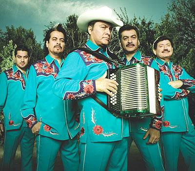 Los Tigres del Norte performs with Joan Sebastian at the Allstate Arena in Rosemont on Sunday, April 27.