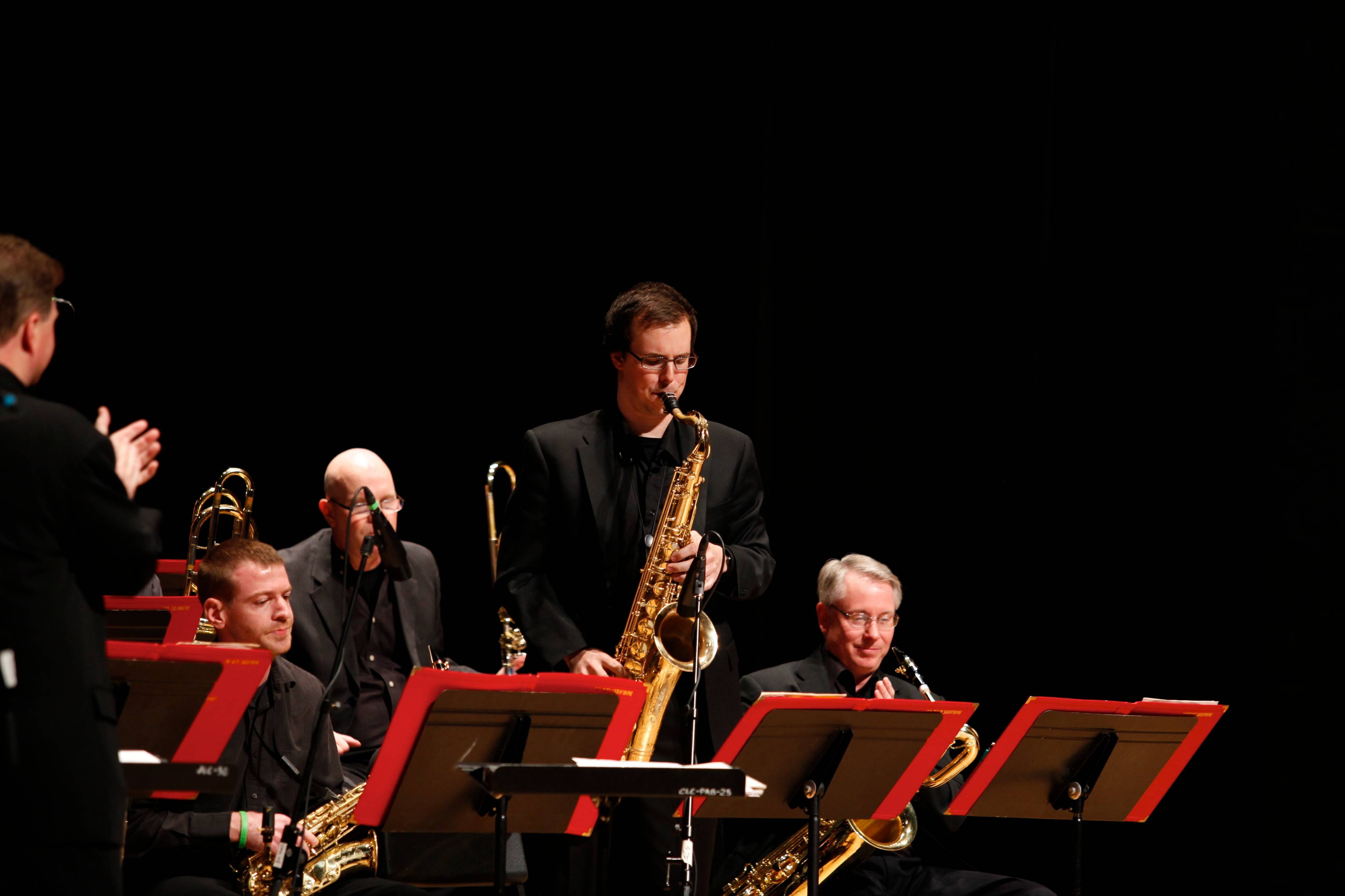 CLC's Monday Night Jazz Ensemble will perform on Friday, May 2, one of five May concerts being presented by the Music department.College of Lake County