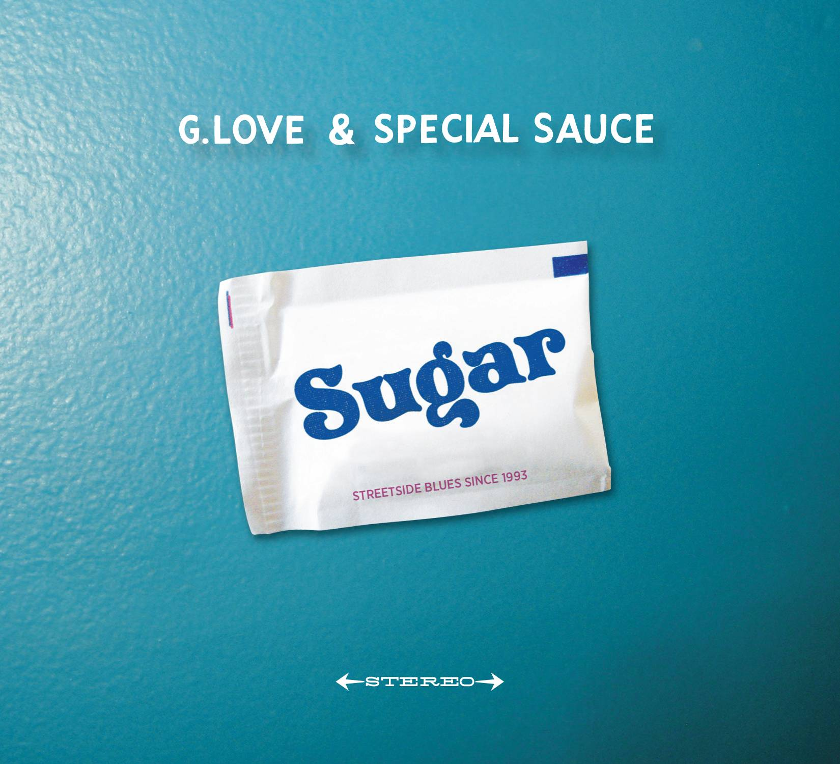 """Sugar"" is the latest release by G. Love & Special Sauce."