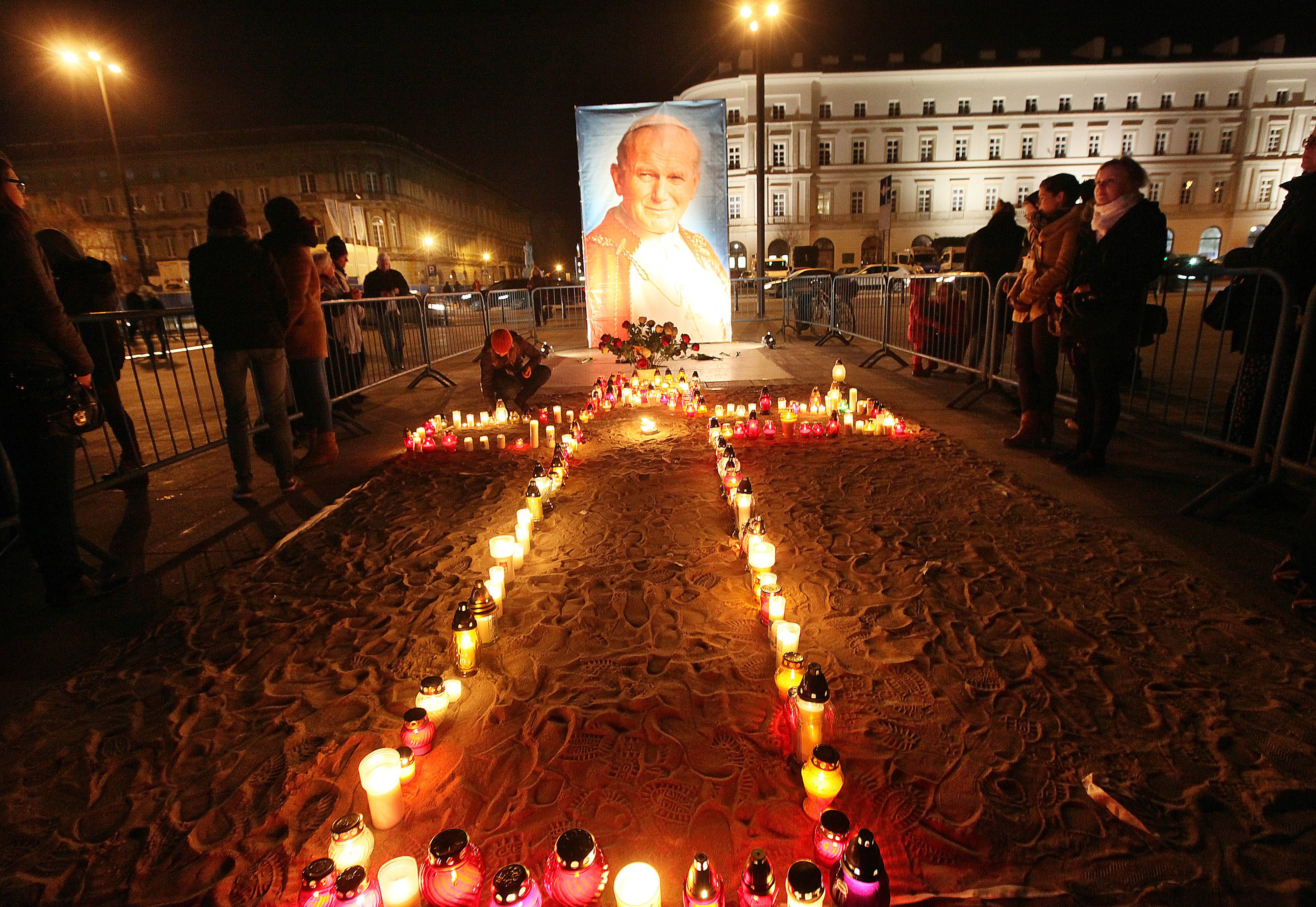 No JPII fever in Poland as canonization nears