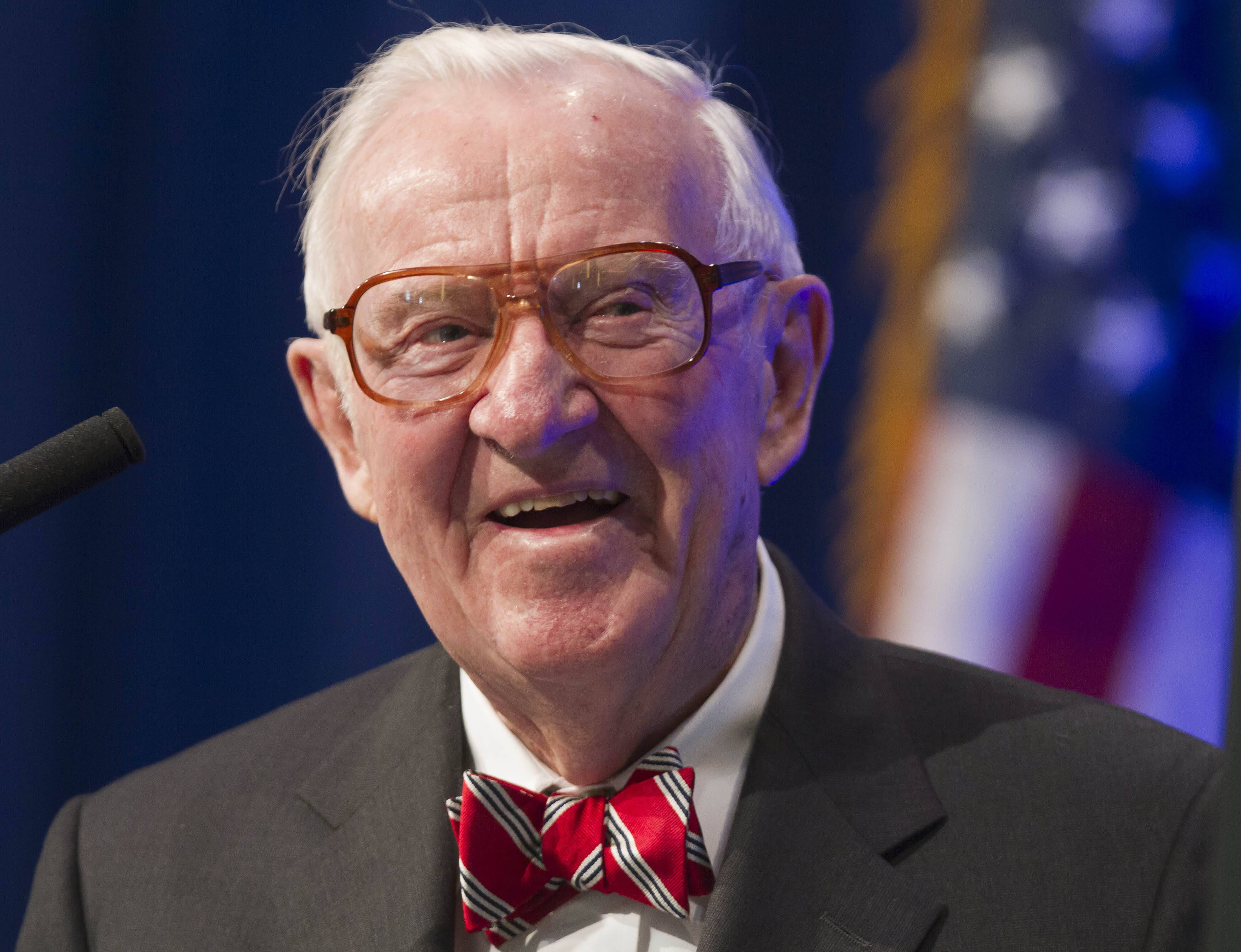 In the aftermath of the Connecticut school shootings that left 20 first-graders and six educators dead, retired Supreme Court Justice John Paul Stevens began thinking about ways to prevent a repeat. The result is Stevens' new book in which he calls for no fewer than six changes to the Constitution, of which two are directly related to guns.