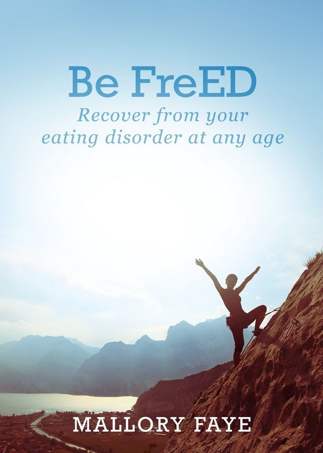 "Mallory Faye of Buffalo Grove recently released ""Be FreED,"" (Tate Publishing, 2014) to share her struggle with an eating disorder."