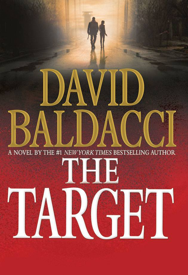 """The Target"" is the latest from David Baldacci."