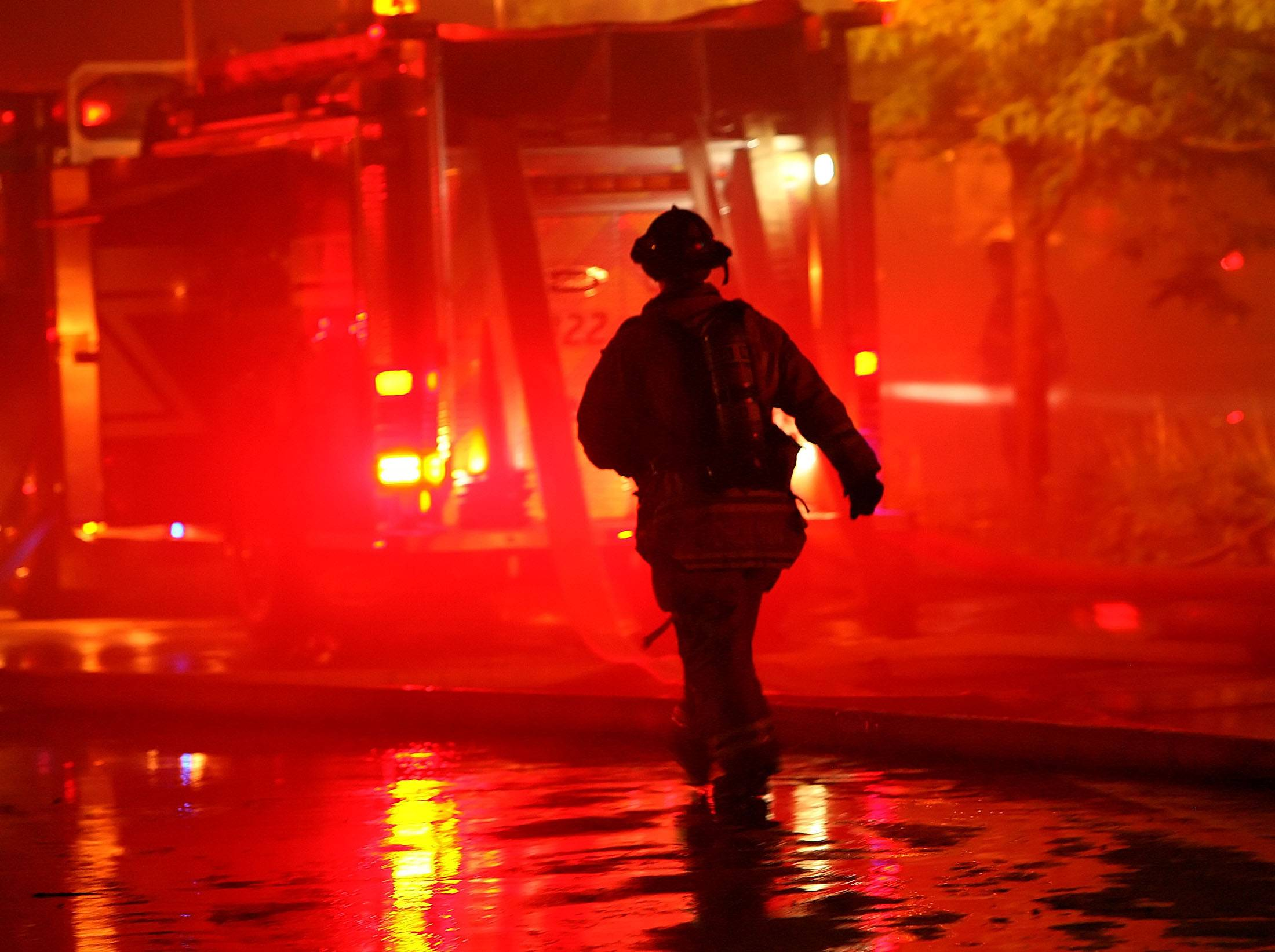 A bill now in the Senate would mandate collective bargaining over minimum fire department staffing levels in Illinois towns other than Chicago.
