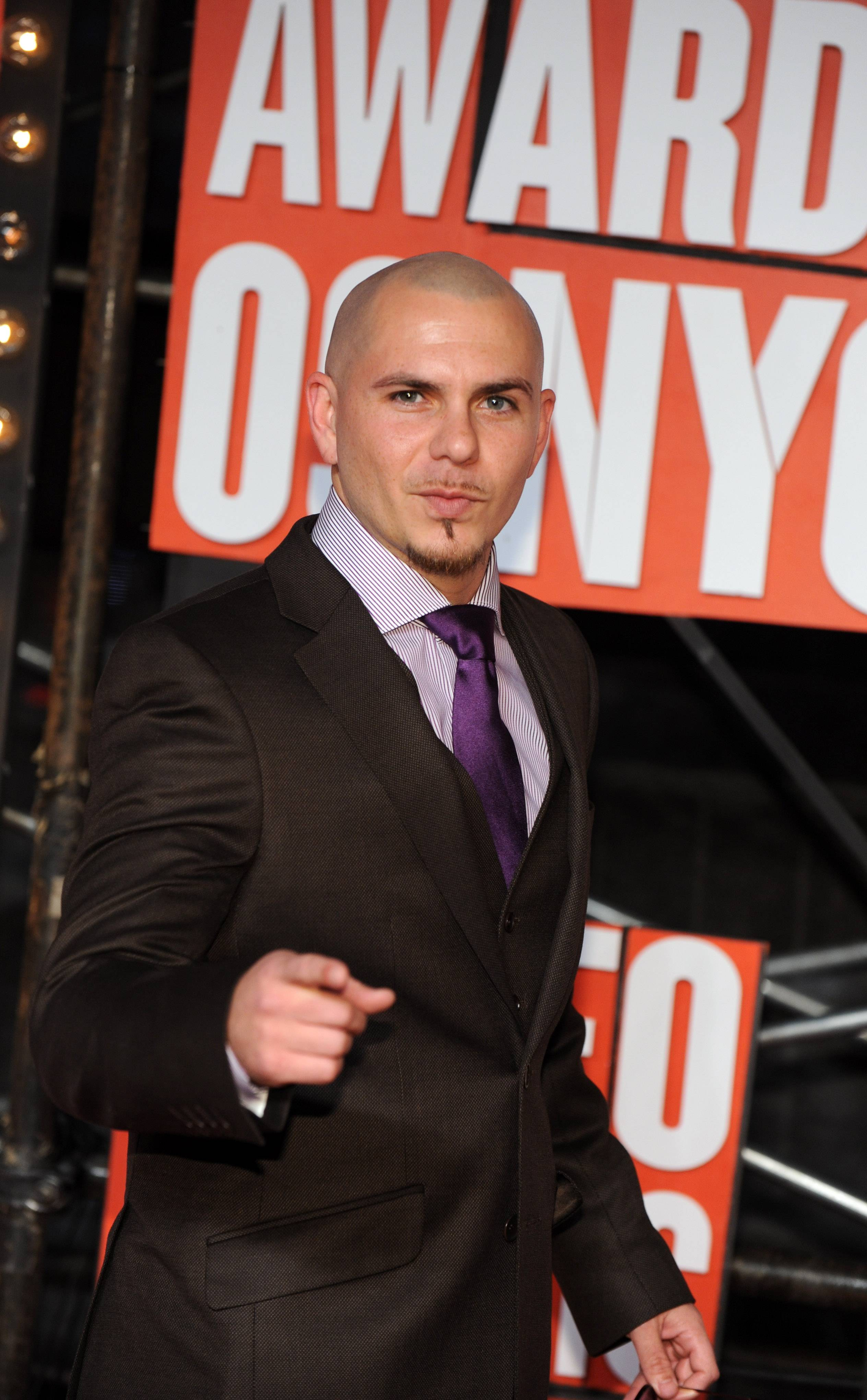 Hip-hop artist Pitbull will perform Aug. 9 at the Illinois State Fair in Springfield.