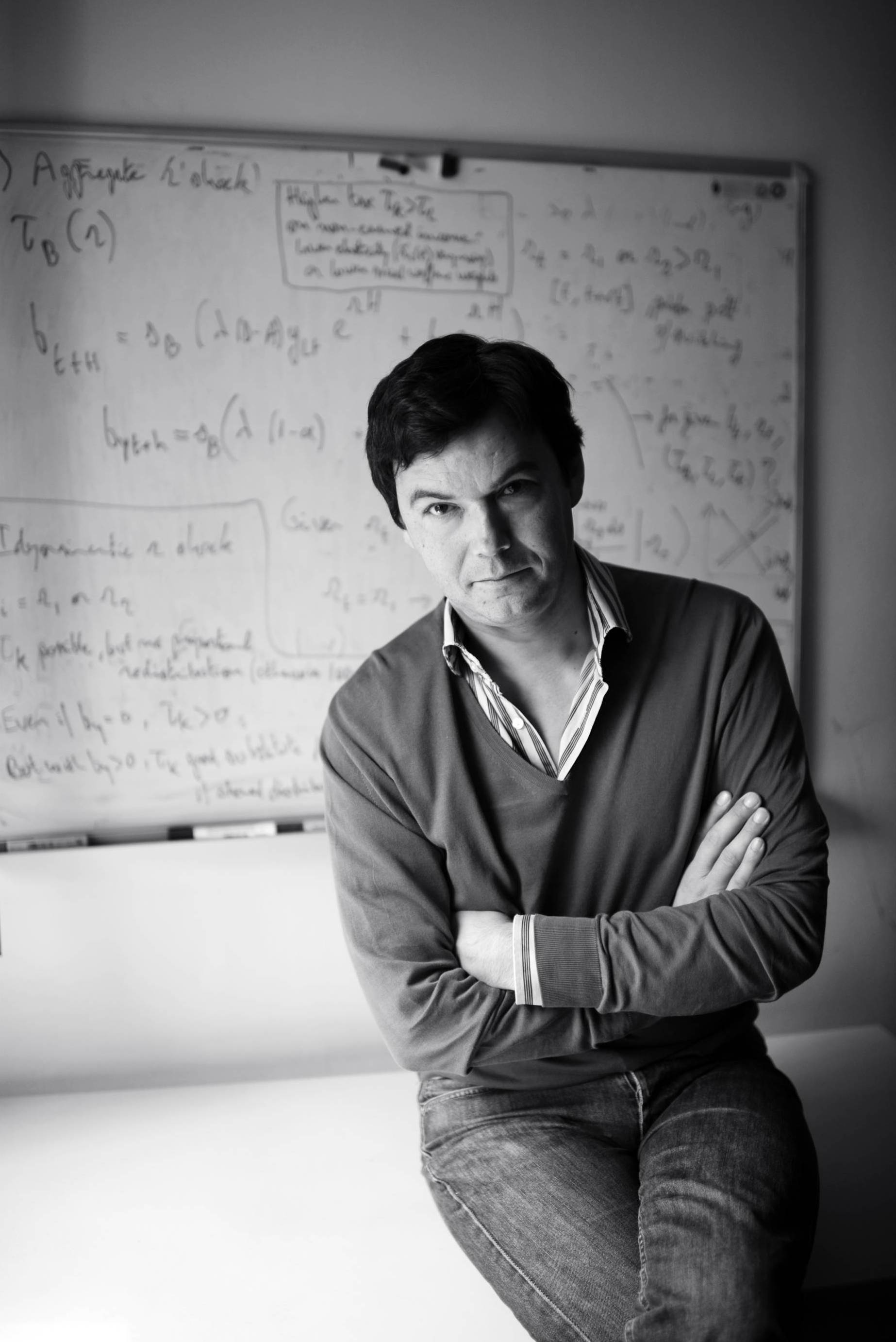 French economist Thomas Piketty, in his new book, sounds a grim warning: The U.S. economy is beginning to decay into the aristocratic Europe of the 19th century.