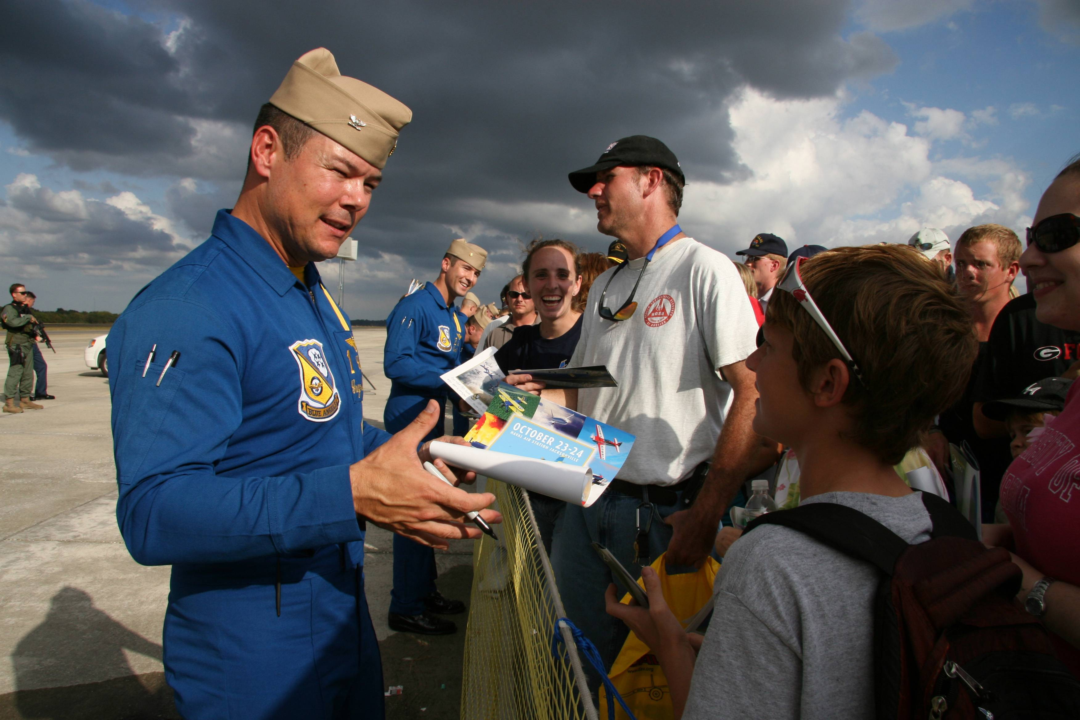 U.S. Navy, Capt. Greg McWherter has been relieved of duty over misconduct while he was commanding officer of the Blue Angels over allegations that he allowed and in some cases encouraged sexually explicit humor, lewd speech and inappropriate comments among the famed precision flying team.