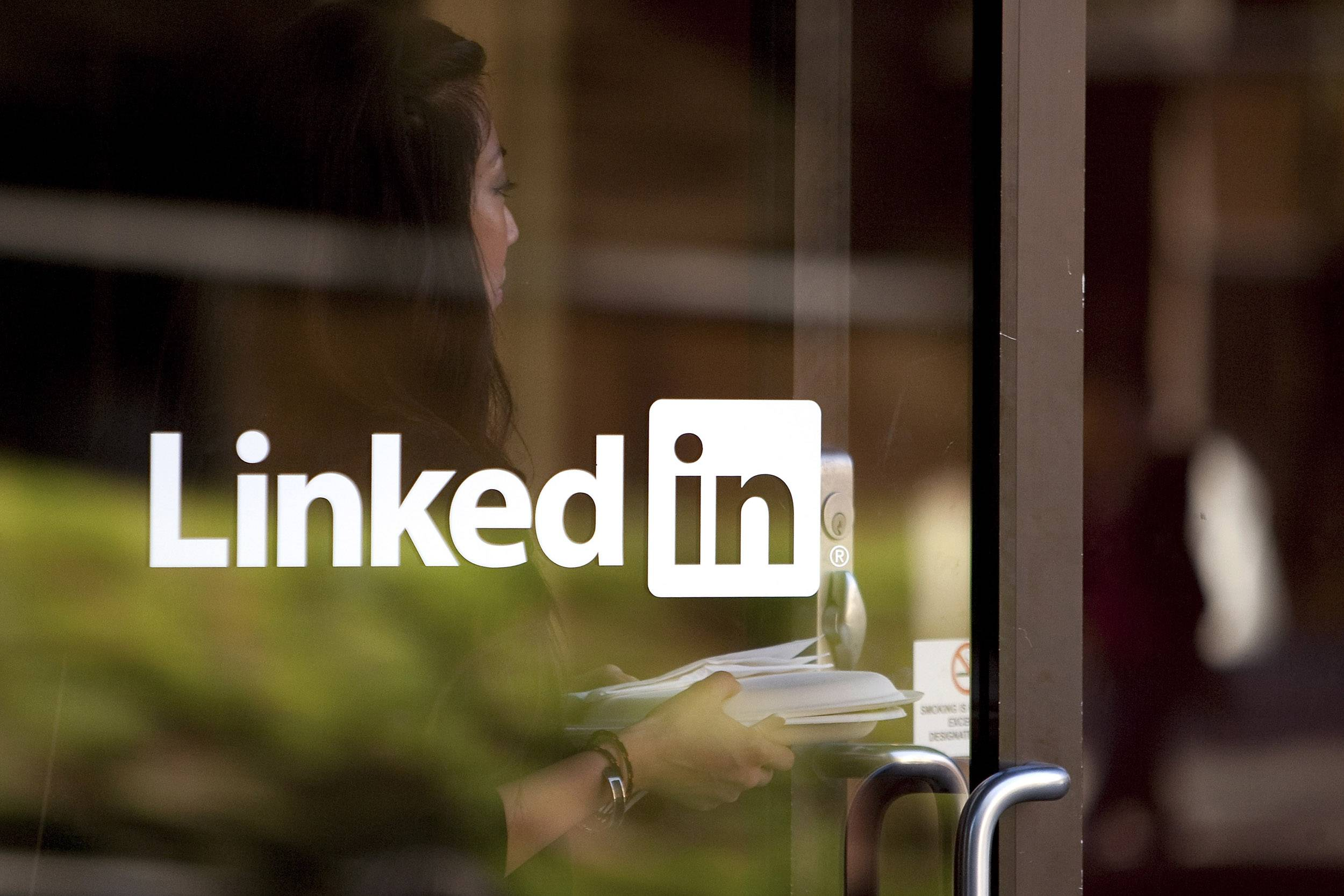 LinkedIn Corp. company headquarters in Mountain View, California. San Francisco Mayor Ed Lee says the professional networking site will expand its presence in the city by anchoring a high-rise office building under construction.