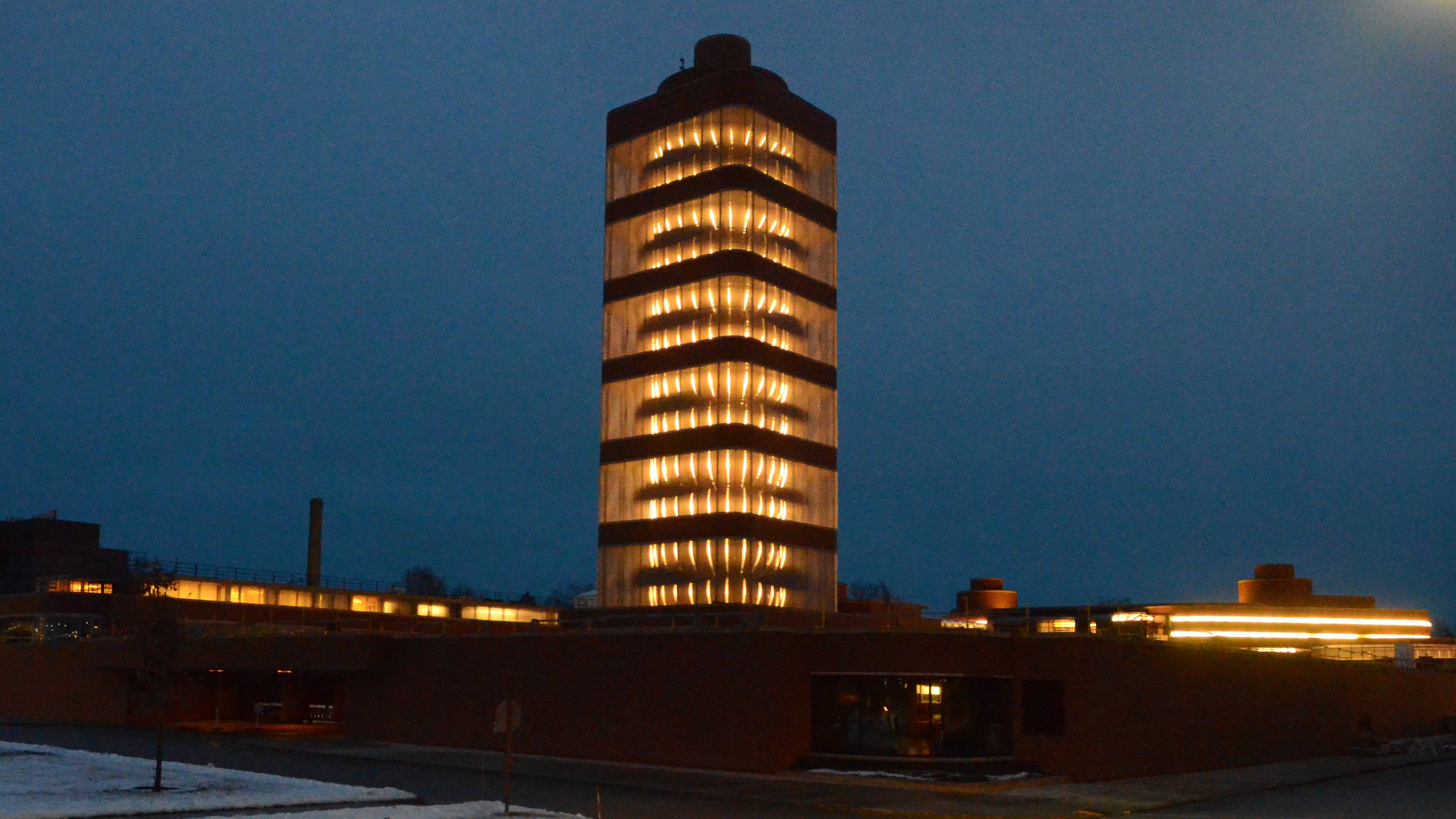 After a five-year, $30 million renovation, the SC Johnson Research Tower in Racine, Wis., designed by Frank Lloyd Wright will be open for public tours for the first time starting May 2.